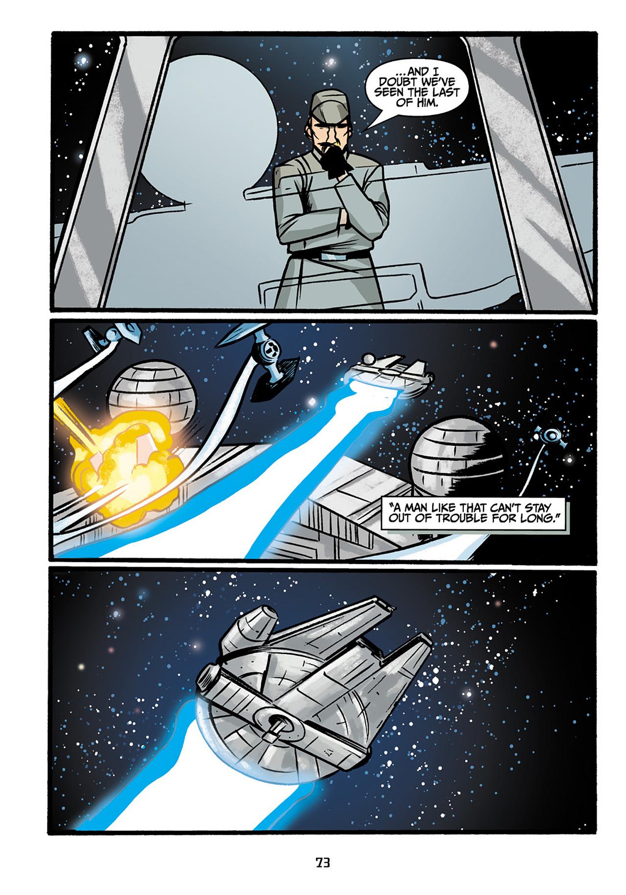 Read online Star Wars Omnibus comic -  Issue # Vol. 33 - 75