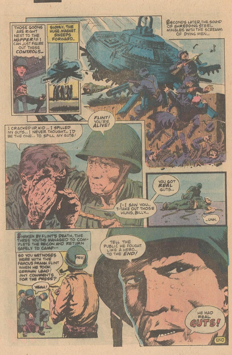 Read online Sgt. Rock comic -  Issue #356 - 22