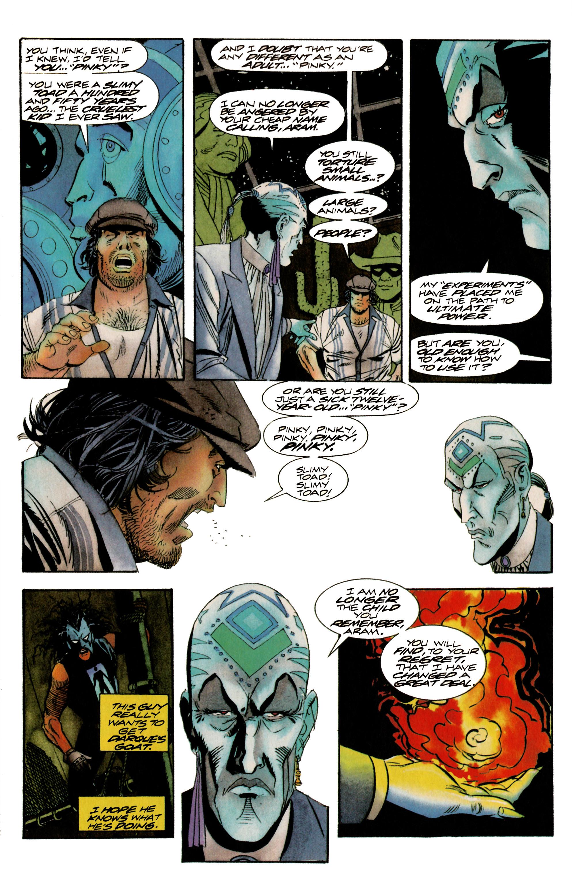 Read online Shadowman (1992) comic -  Issue #17 - 14