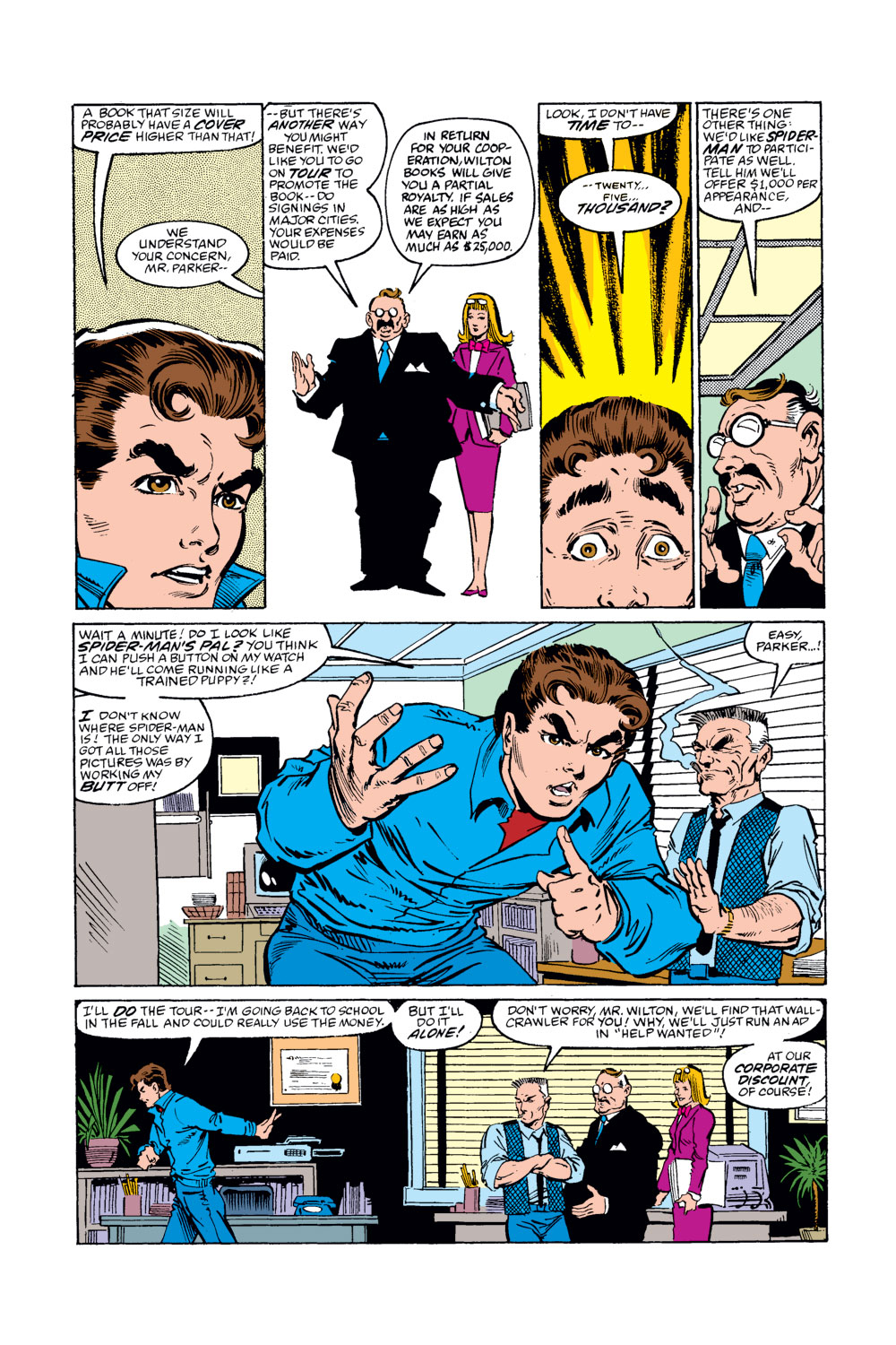 The Amazing Spider-Man (1963) 304 Page 3