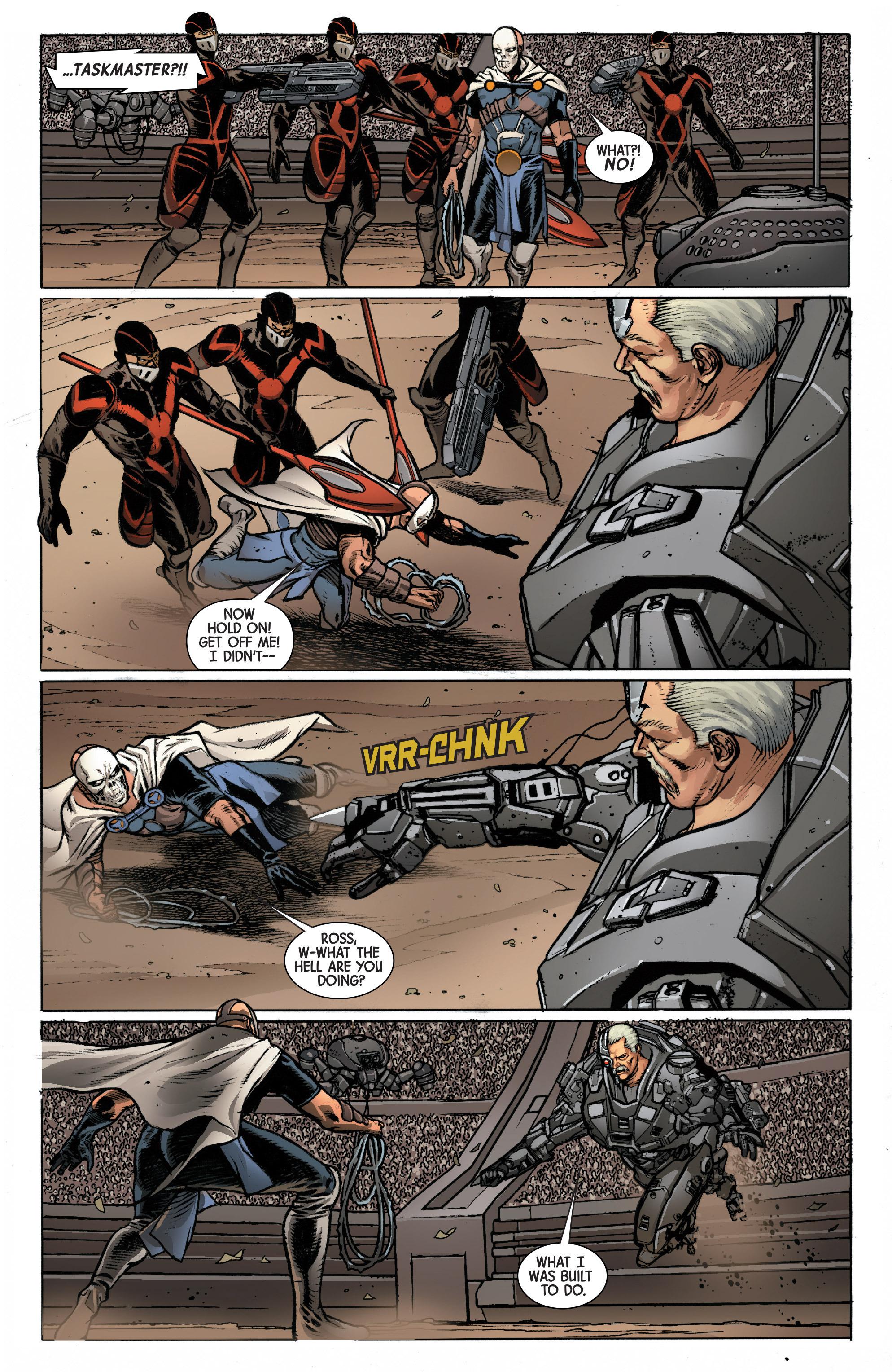 Read online Secret Wars: Battleworld comic -  Issue #2 - 19