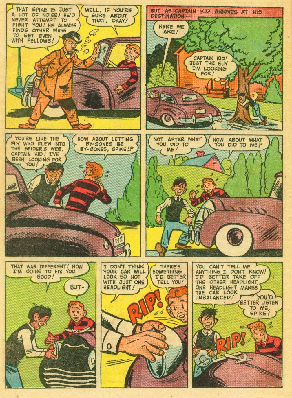 Captain Marvel Adventures issue 131 - Page 26