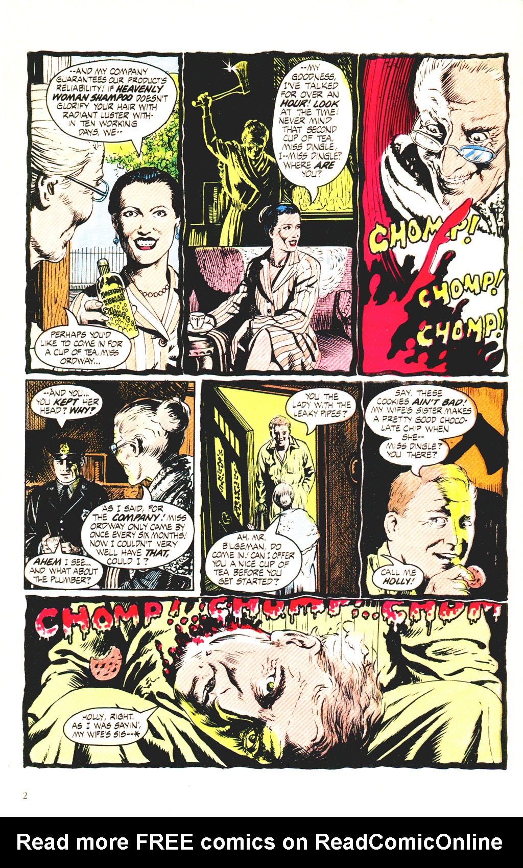 Read online Twisted Tales (1982) comic -  Issue #7 - 4