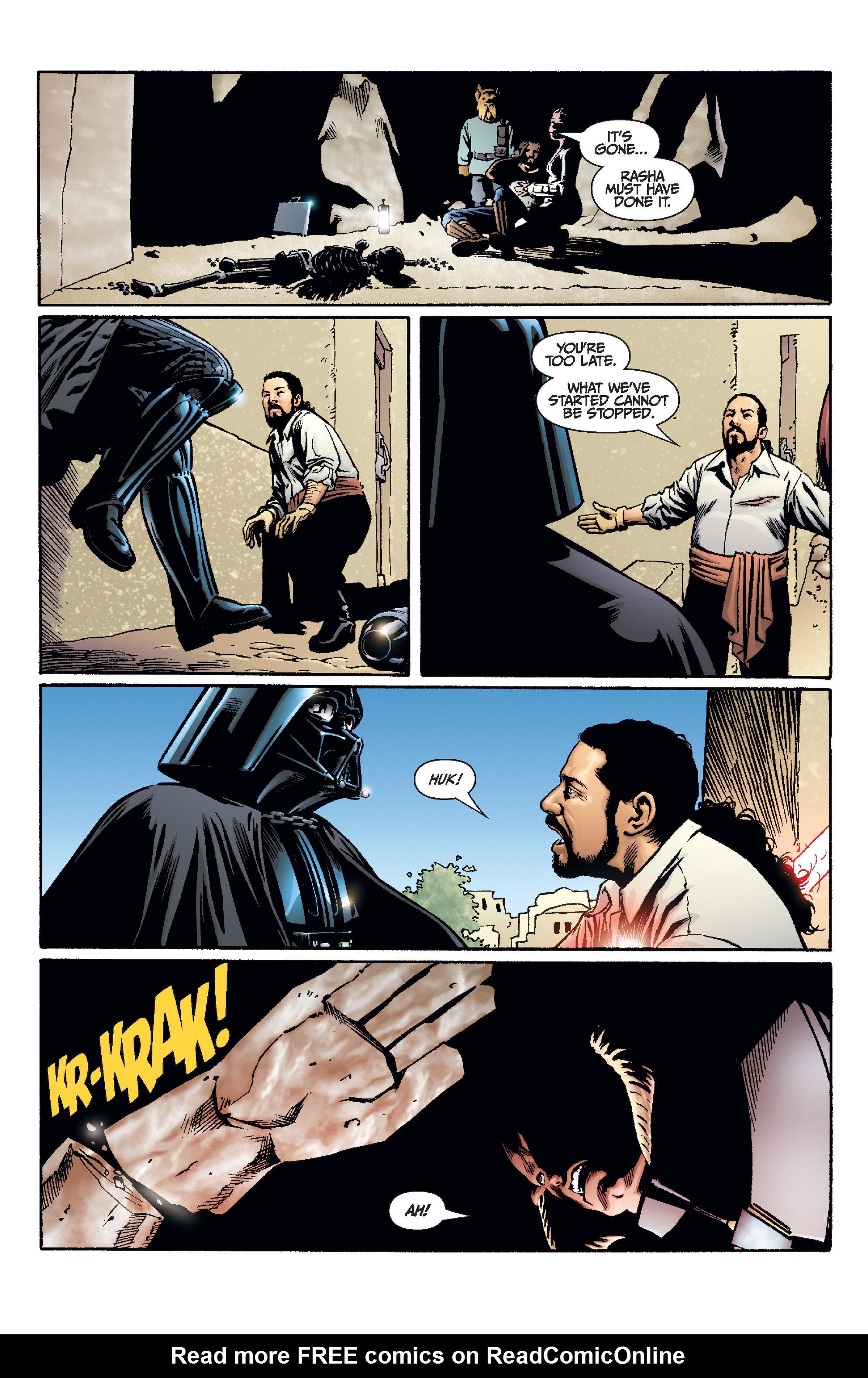 Read online Star Wars Omnibus comic -  Issue # Vol. 20 - 277