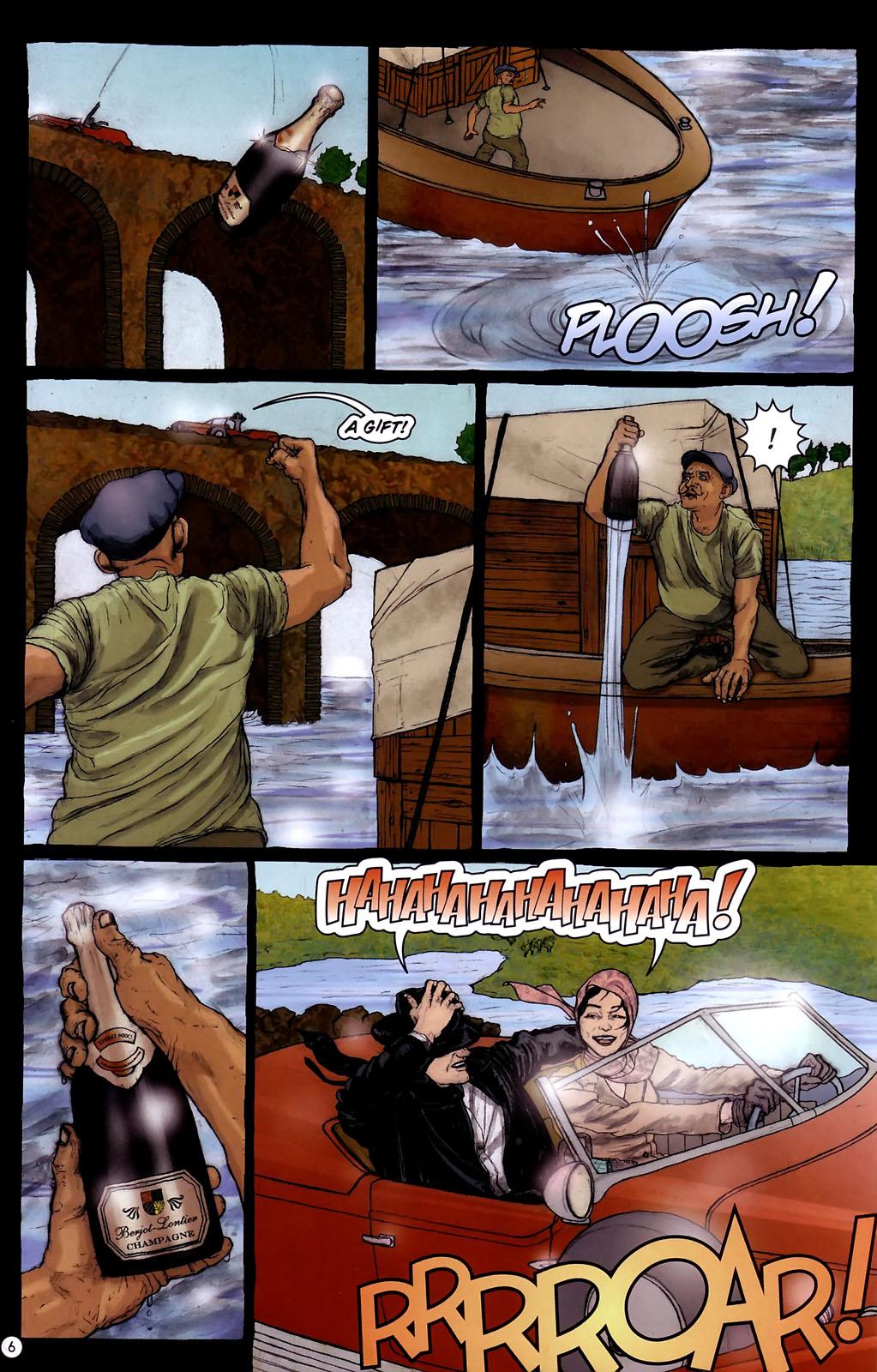 Read online Rex Mundi comic -  Issue #14 - 10