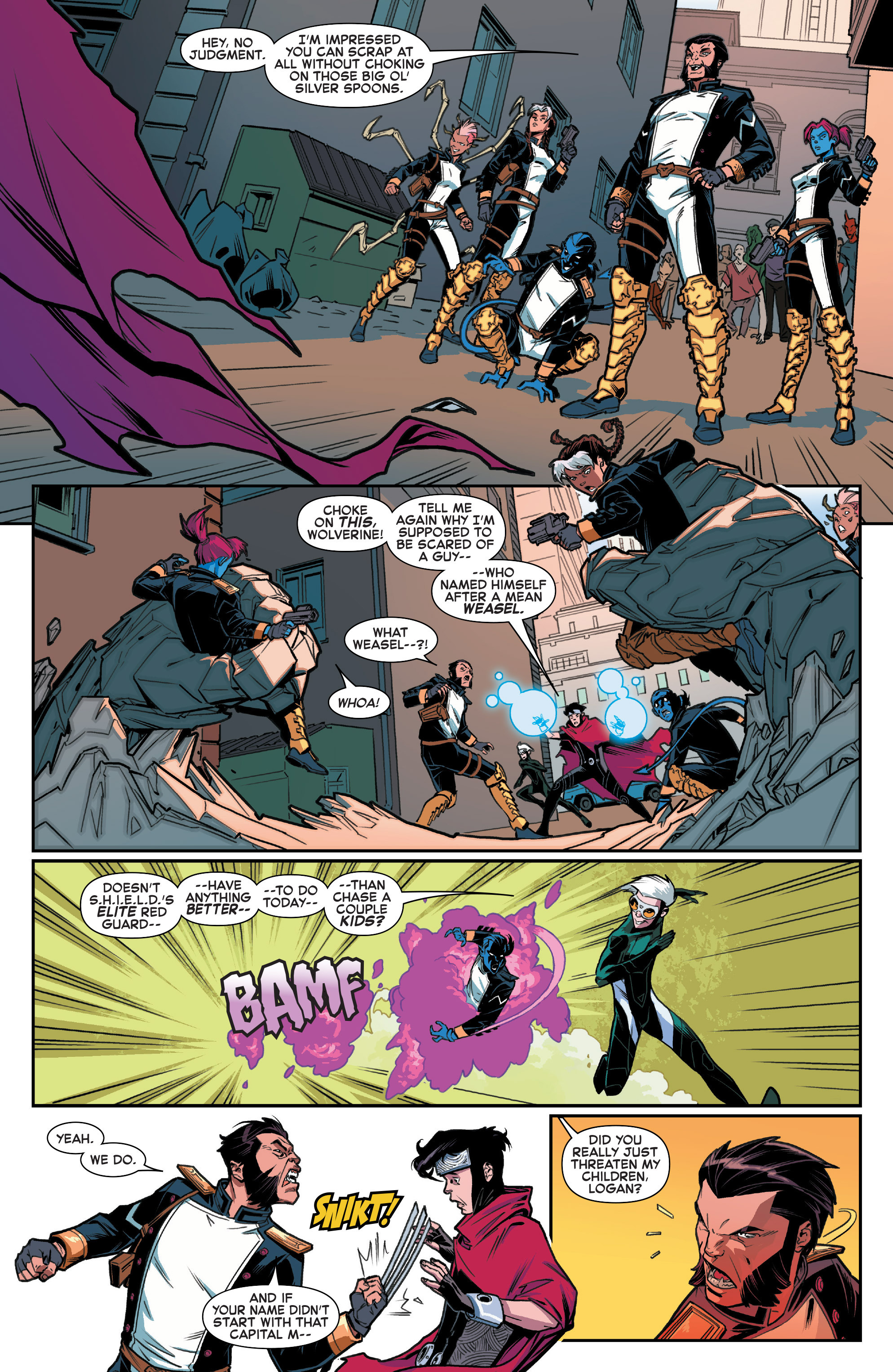 Read online House of M (2015) comic -  Issue #2 - 8