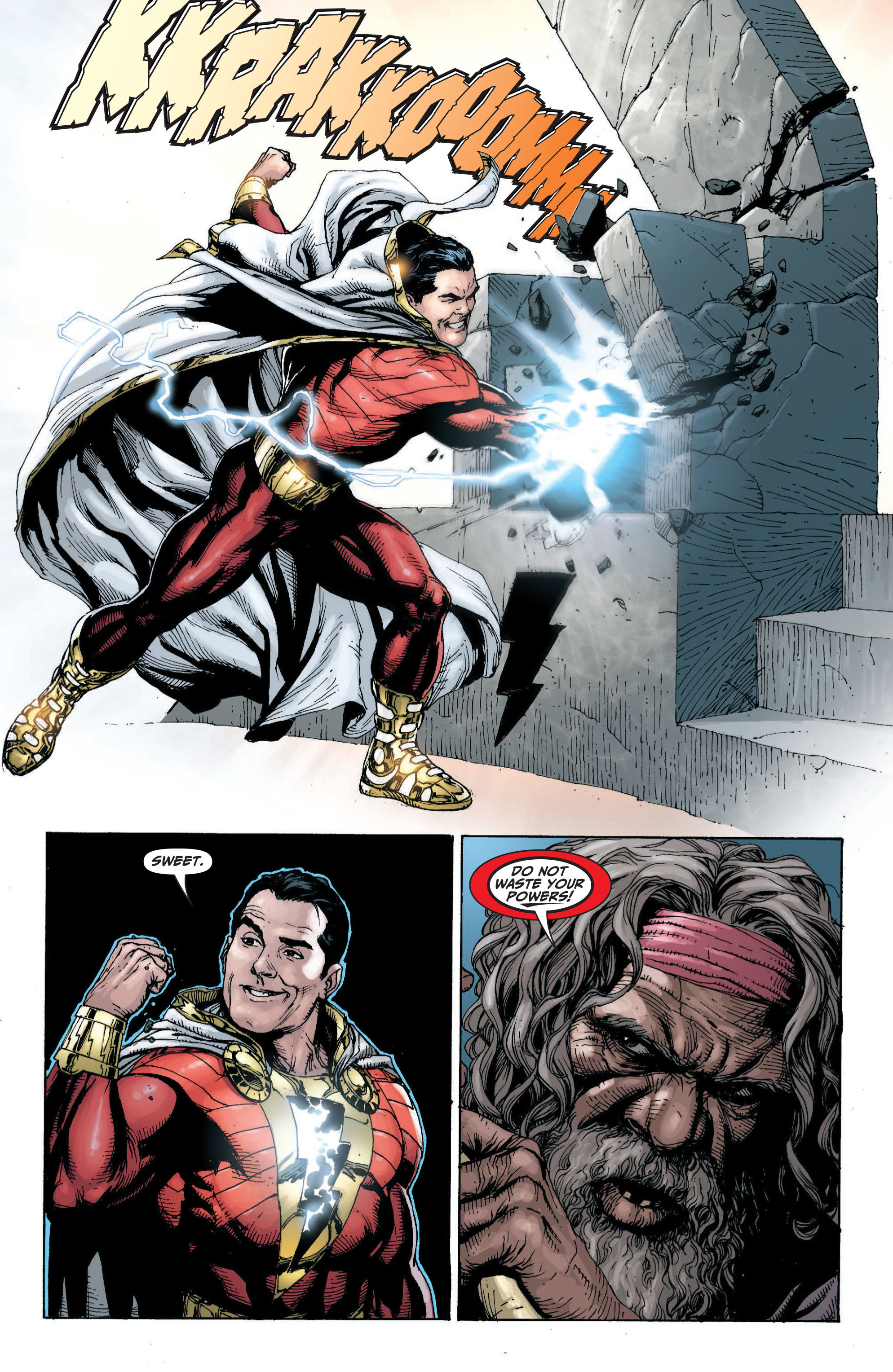 Read online Shazam! (2013) comic -  Issue #1 - 77