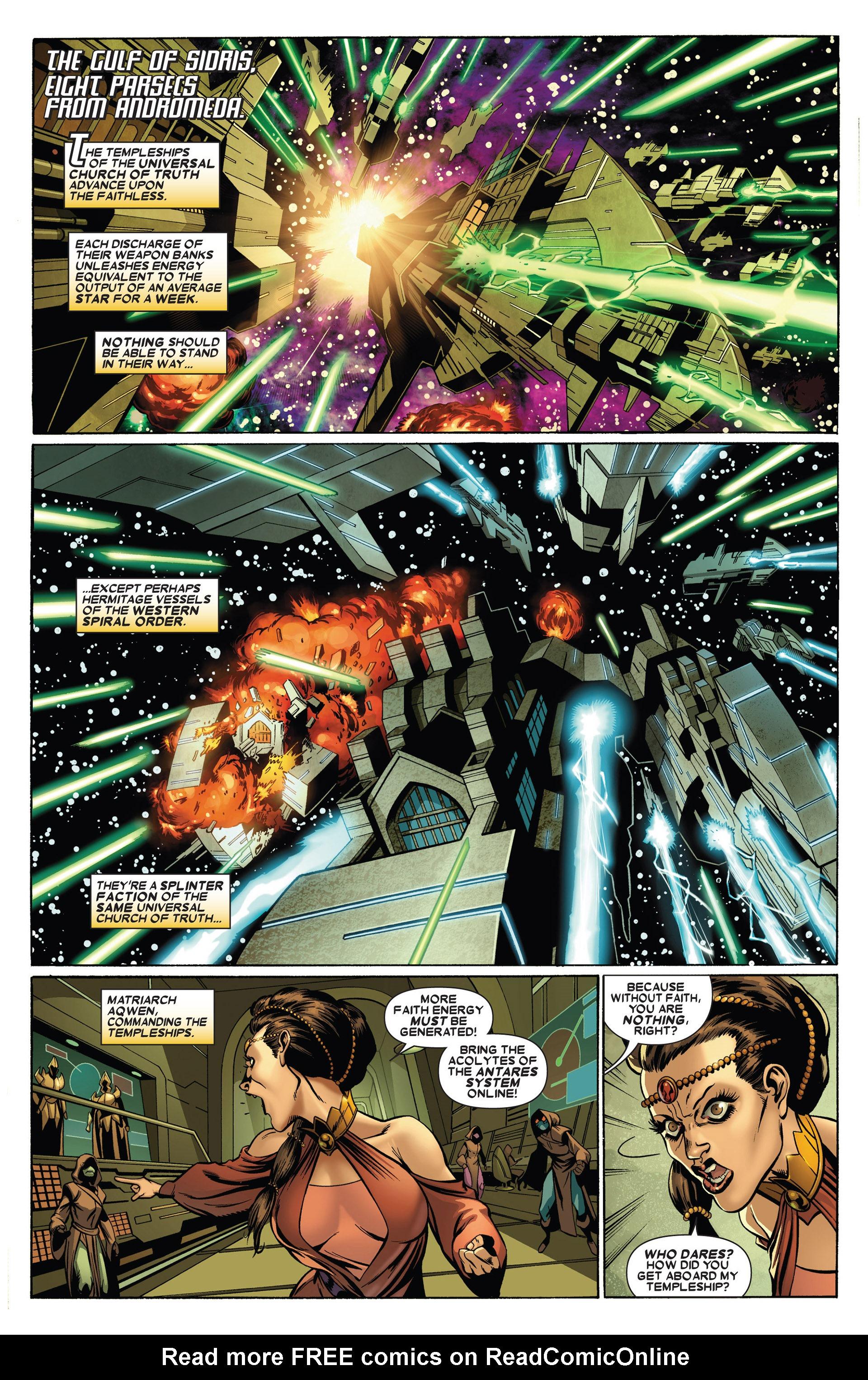 Read online Annihilators: Earthfall comic -  Issue #1 - 3