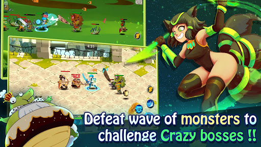 Game Legend Guardians Mighty Heroes