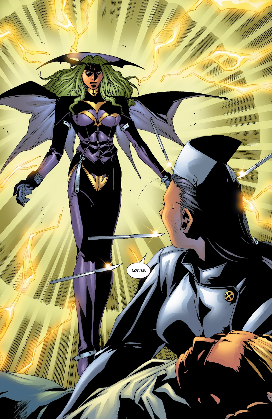 Read online X-Men: Unstoppable comic -  Issue # TPB (Part 3) - 23