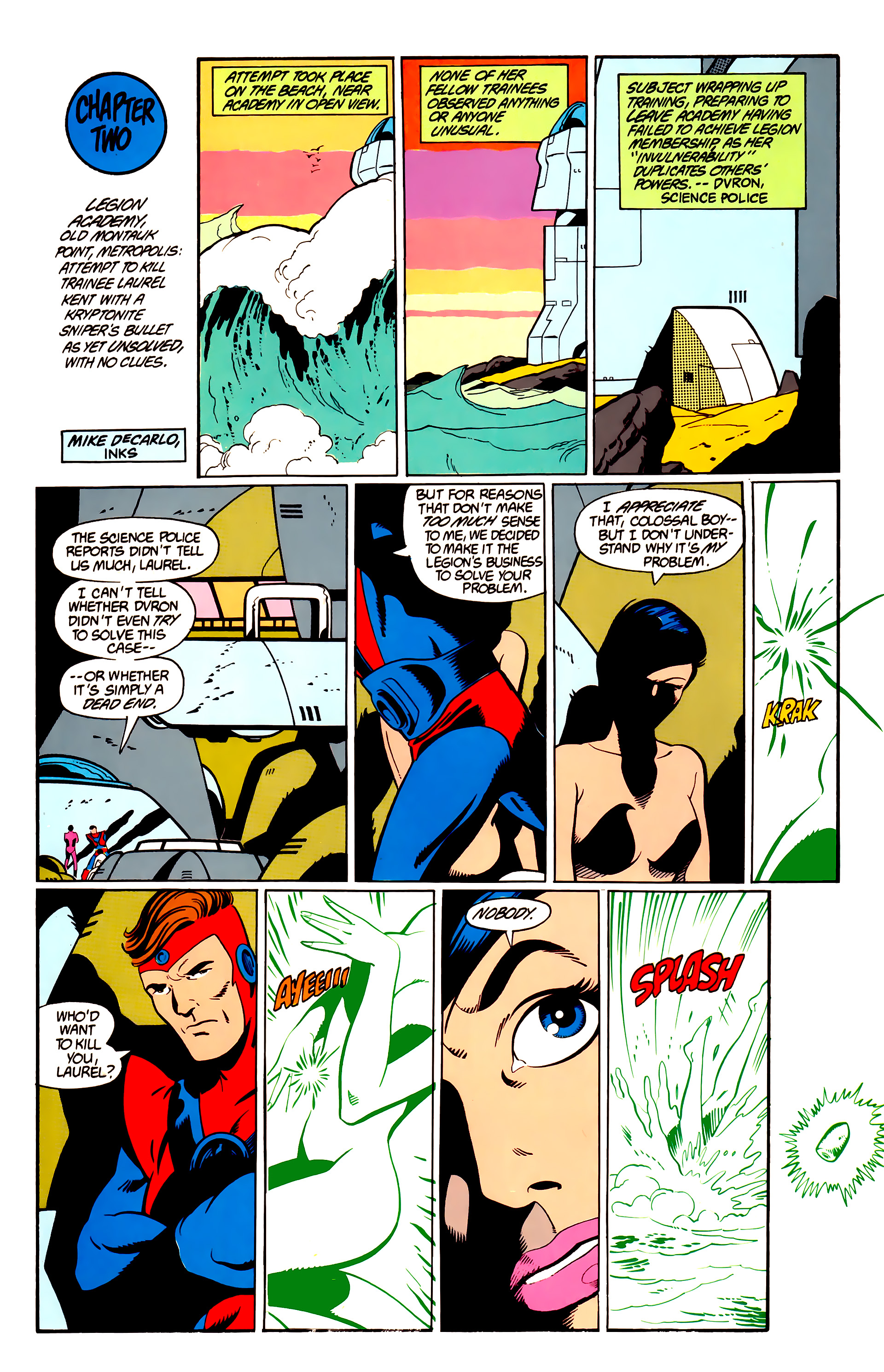Legion of Super-Heroes (1984) _Annual_1 Page 5