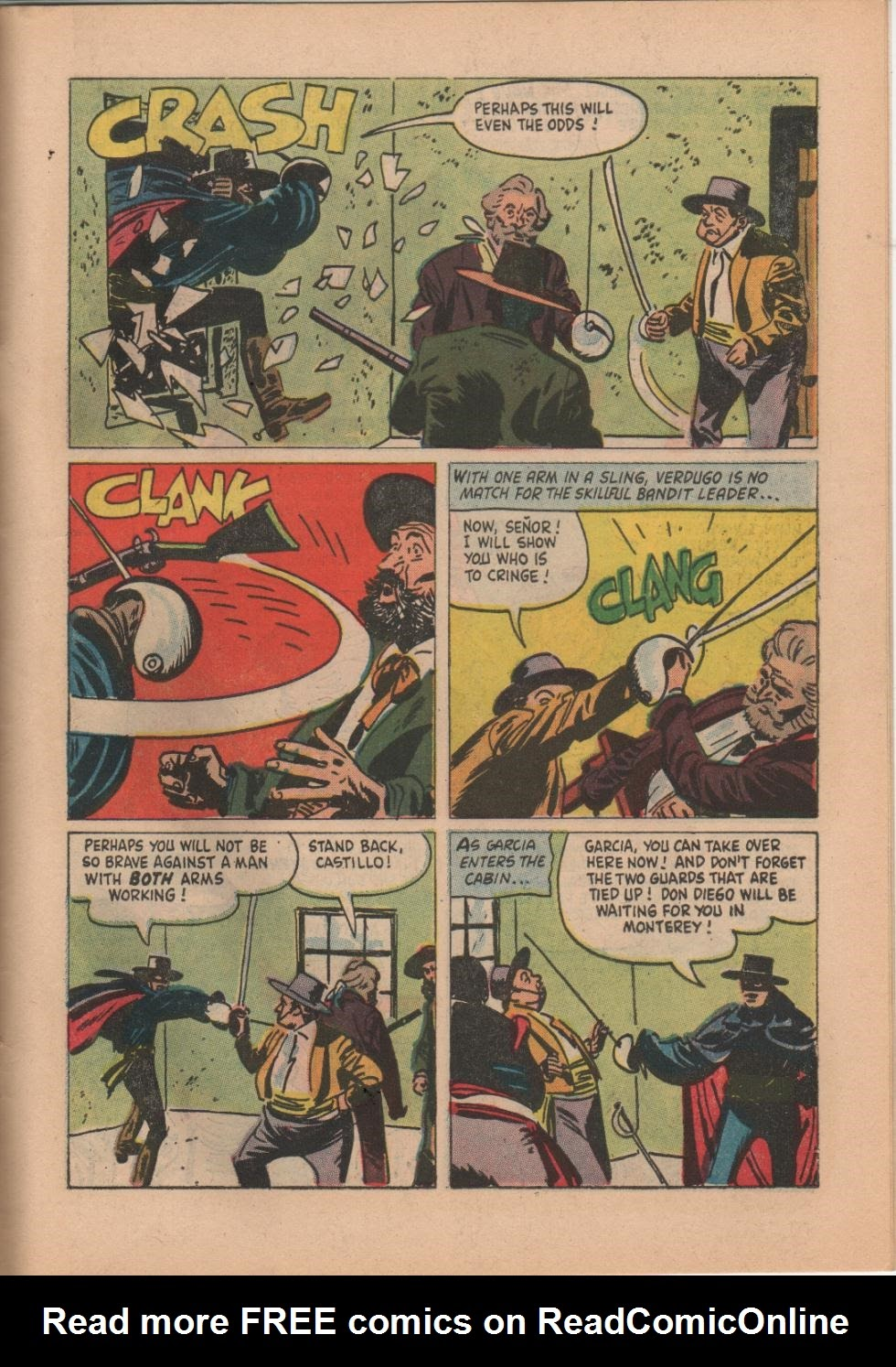 Zorro (1966) issue 5 - Page 27