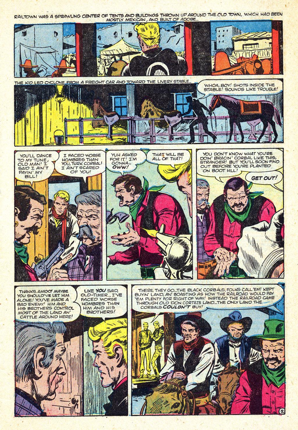 Read online Two-Gun Kid comic -  Issue #25 - 11