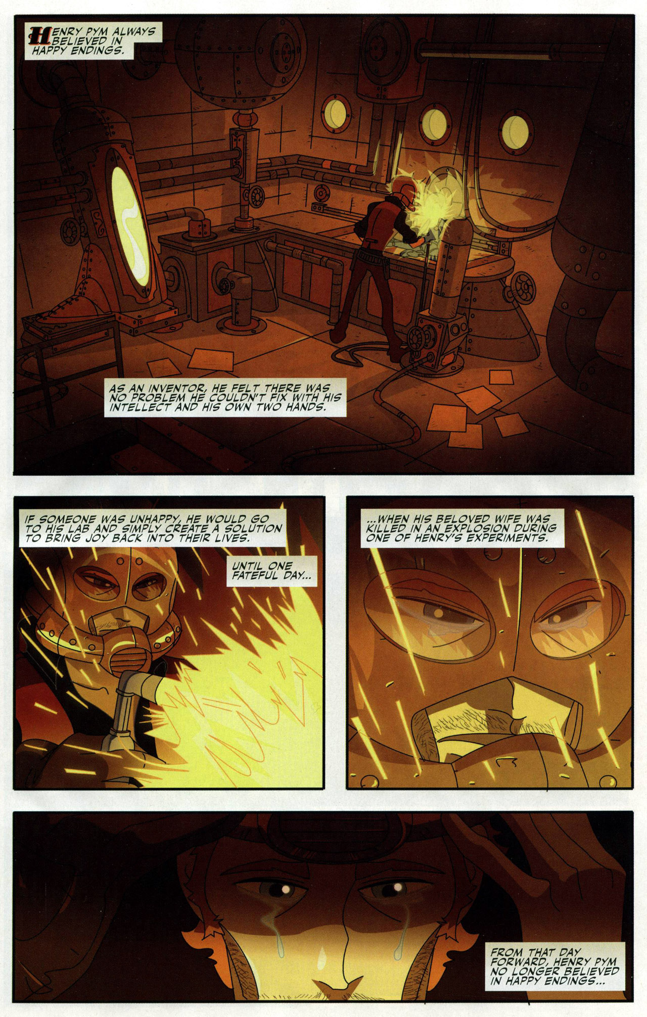 Avengers Fairy Tales 2 Page 2