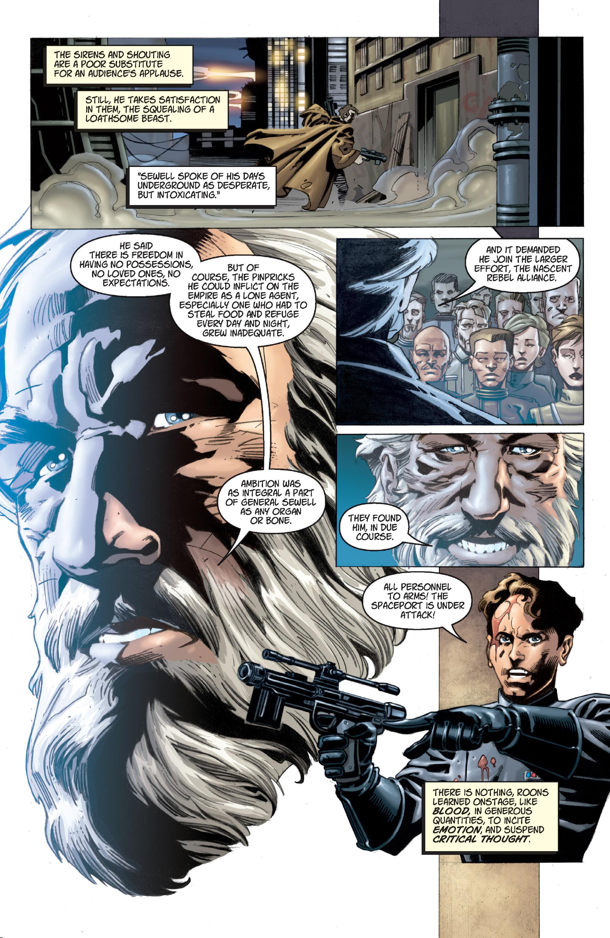 Read online Star Wars Omnibus comic -  Issue # Vol. 17 - 166
