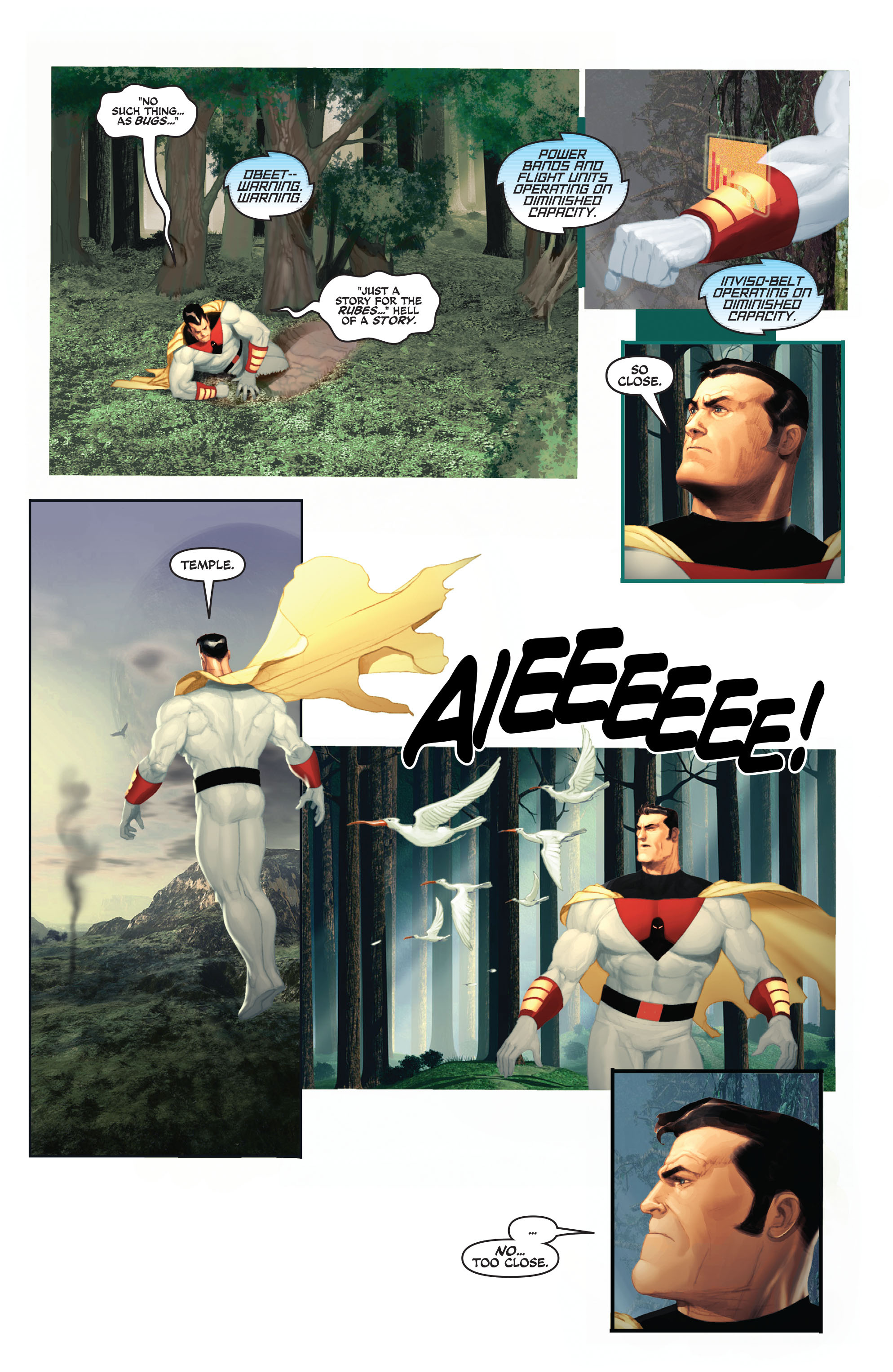 Read online Space Ghost (2016) comic -  Issue # Full - 78