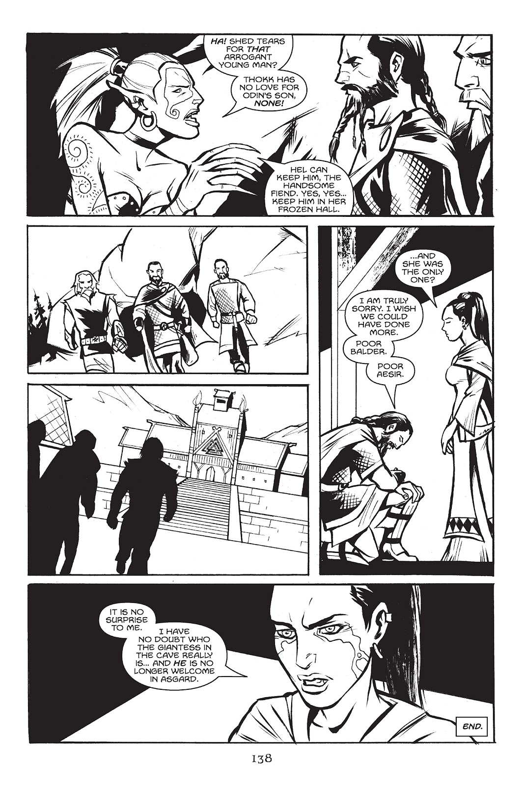 Read online Gods of Asgard comic -  Issue # TPB (Part 2) - 40