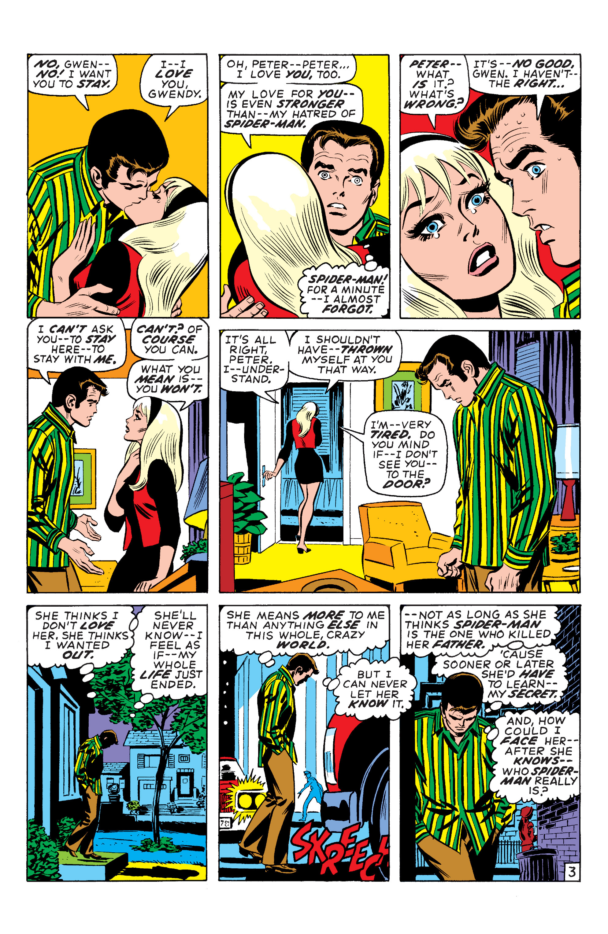 The Amazing Spider-Man (1963) 93 Page 3