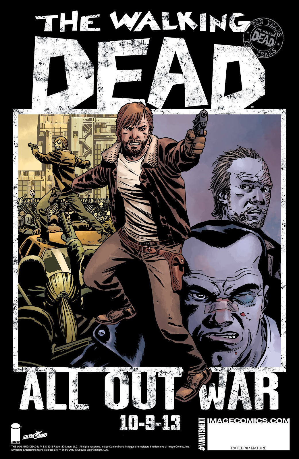 The Walking Dead issue Special - Tyreese Special - Page 32