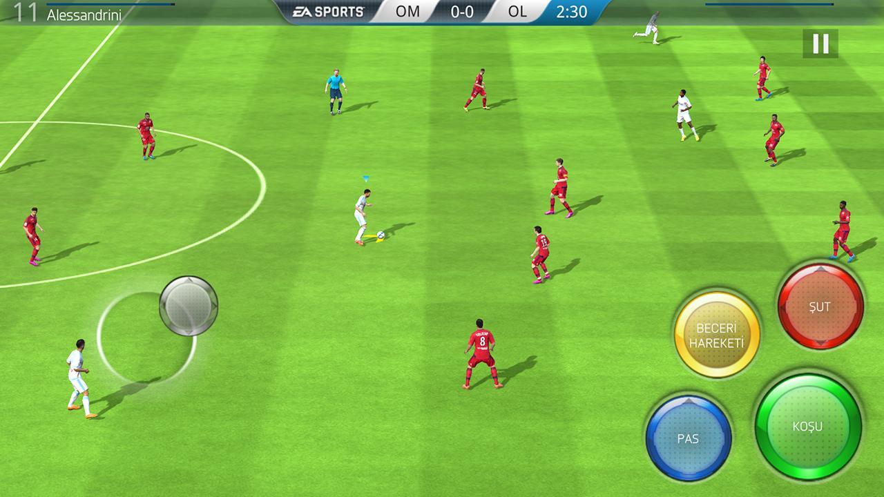 fifa 16 ultimate team apk