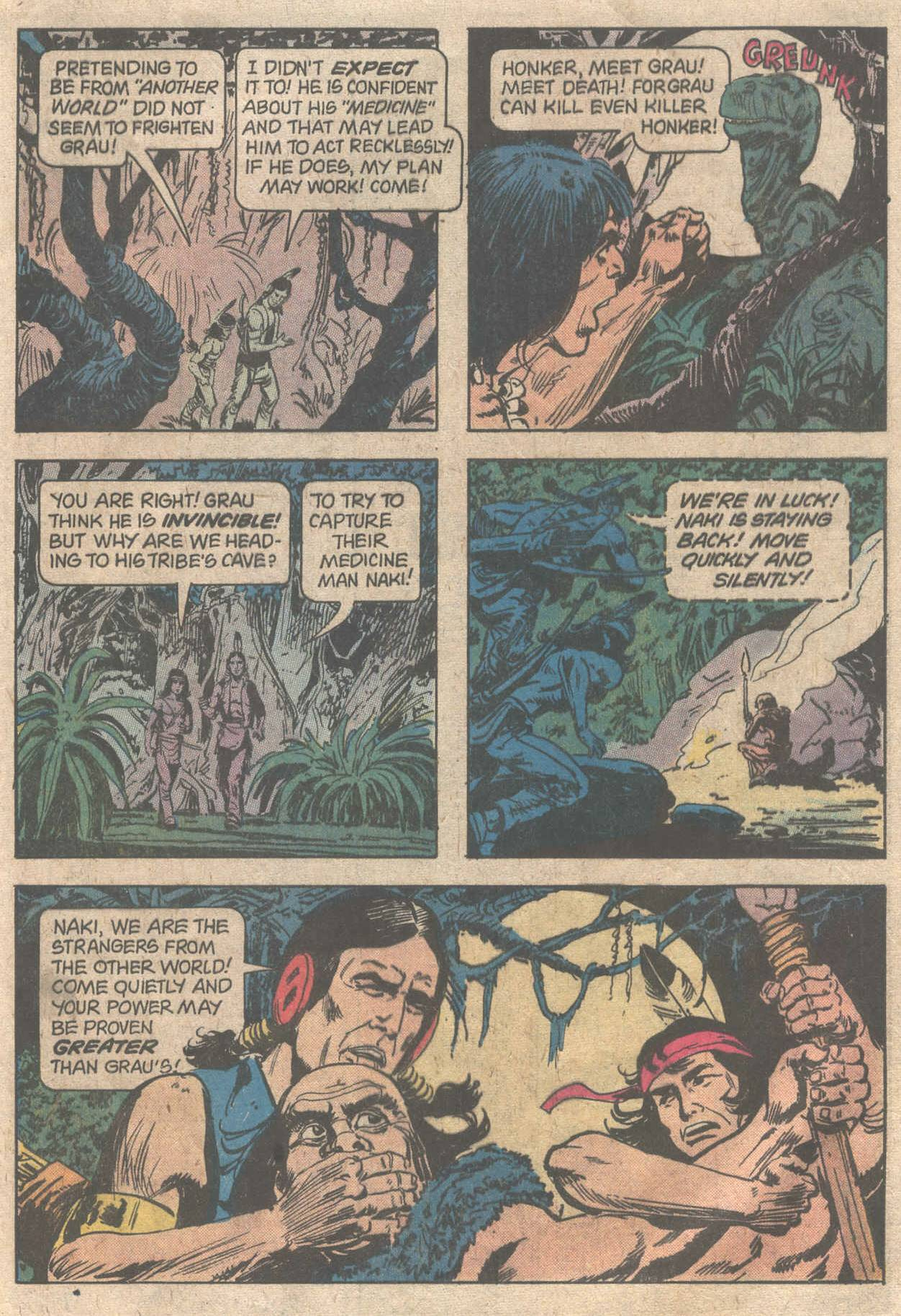 Read online Turok, Son of Stone comic -  Issue #117 - 29