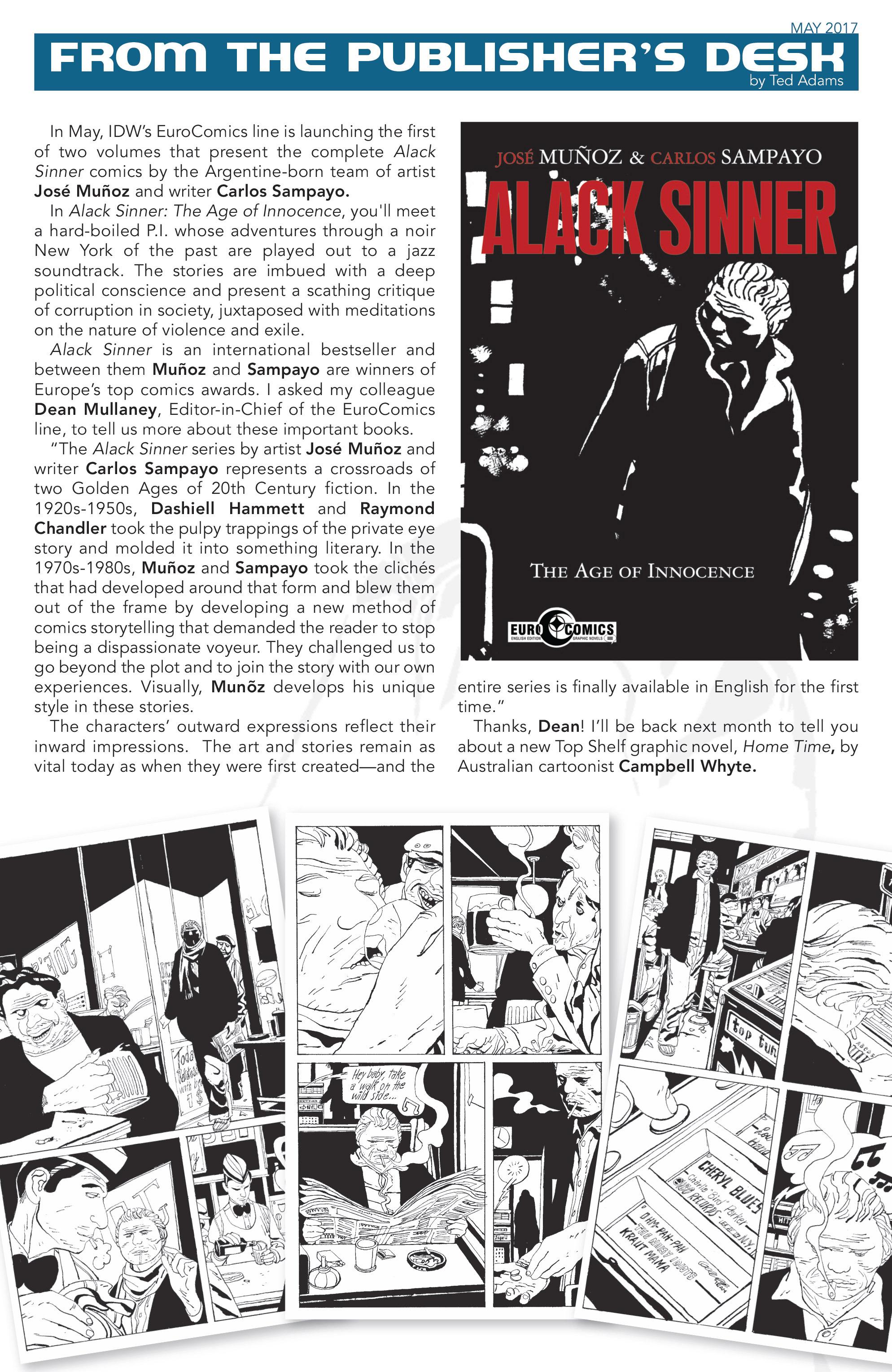 Read online Animal Noir comic -  Issue #4 - 25