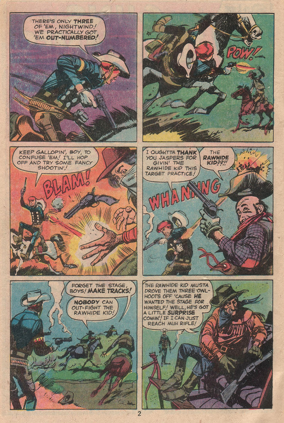 The Rawhide Kid (1955) issue 139 - Page 4