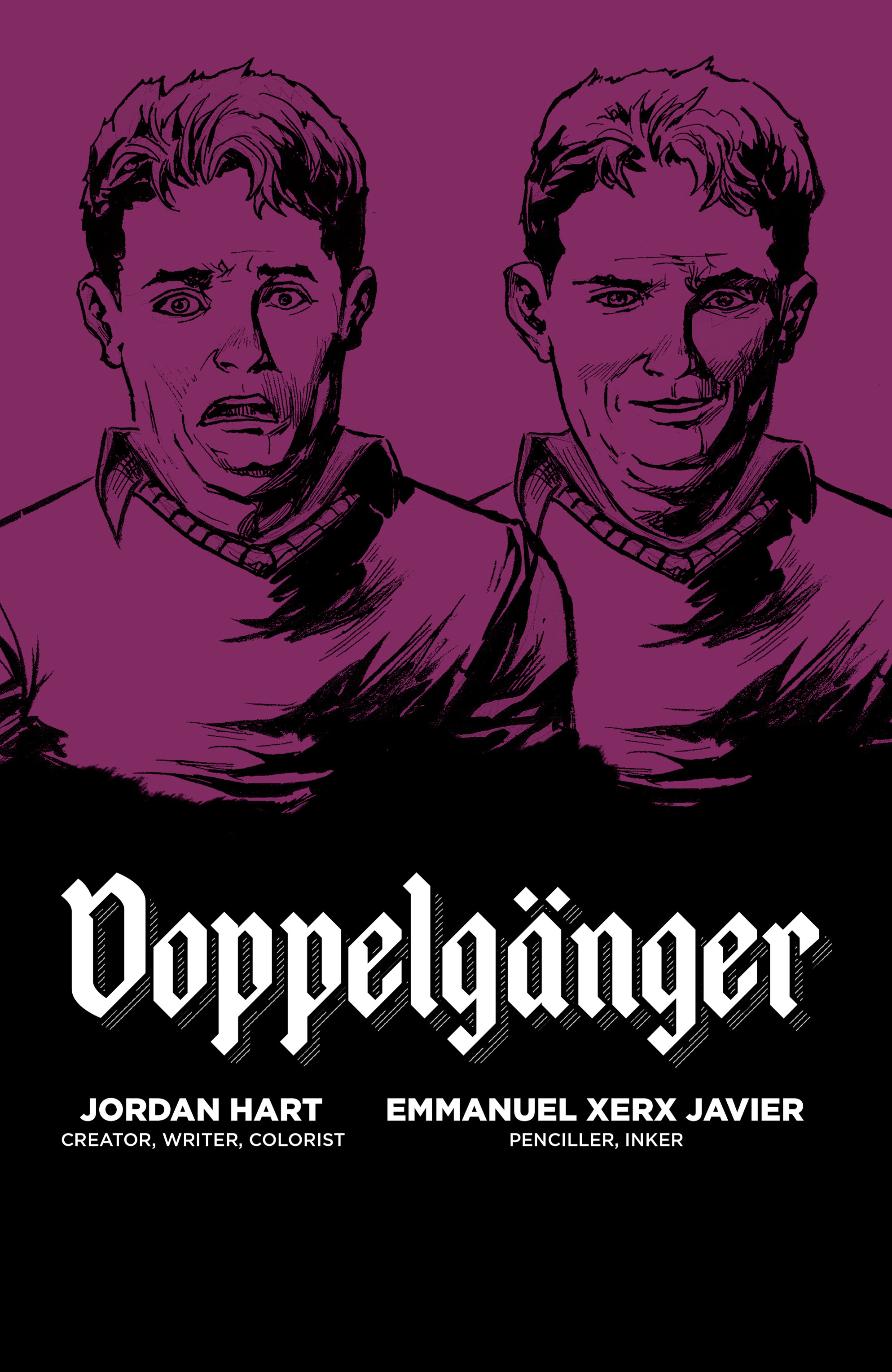 Read online Doppelganger comic -  Issue #1 - 5
