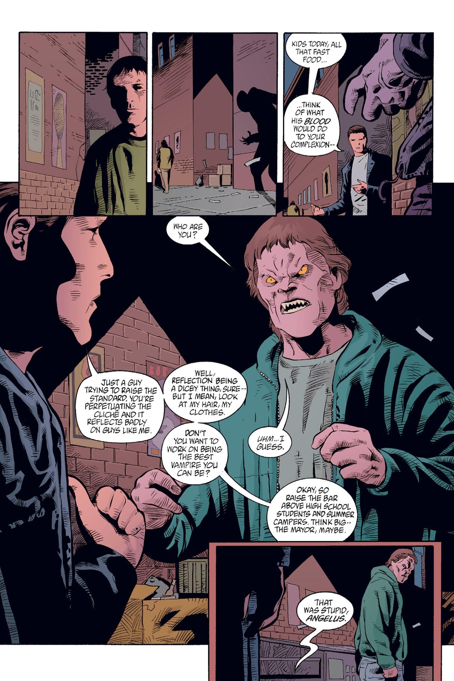 Read online Buffy the Vampire Slayer: Omnibus comic -  Issue # TPB 2 - 89