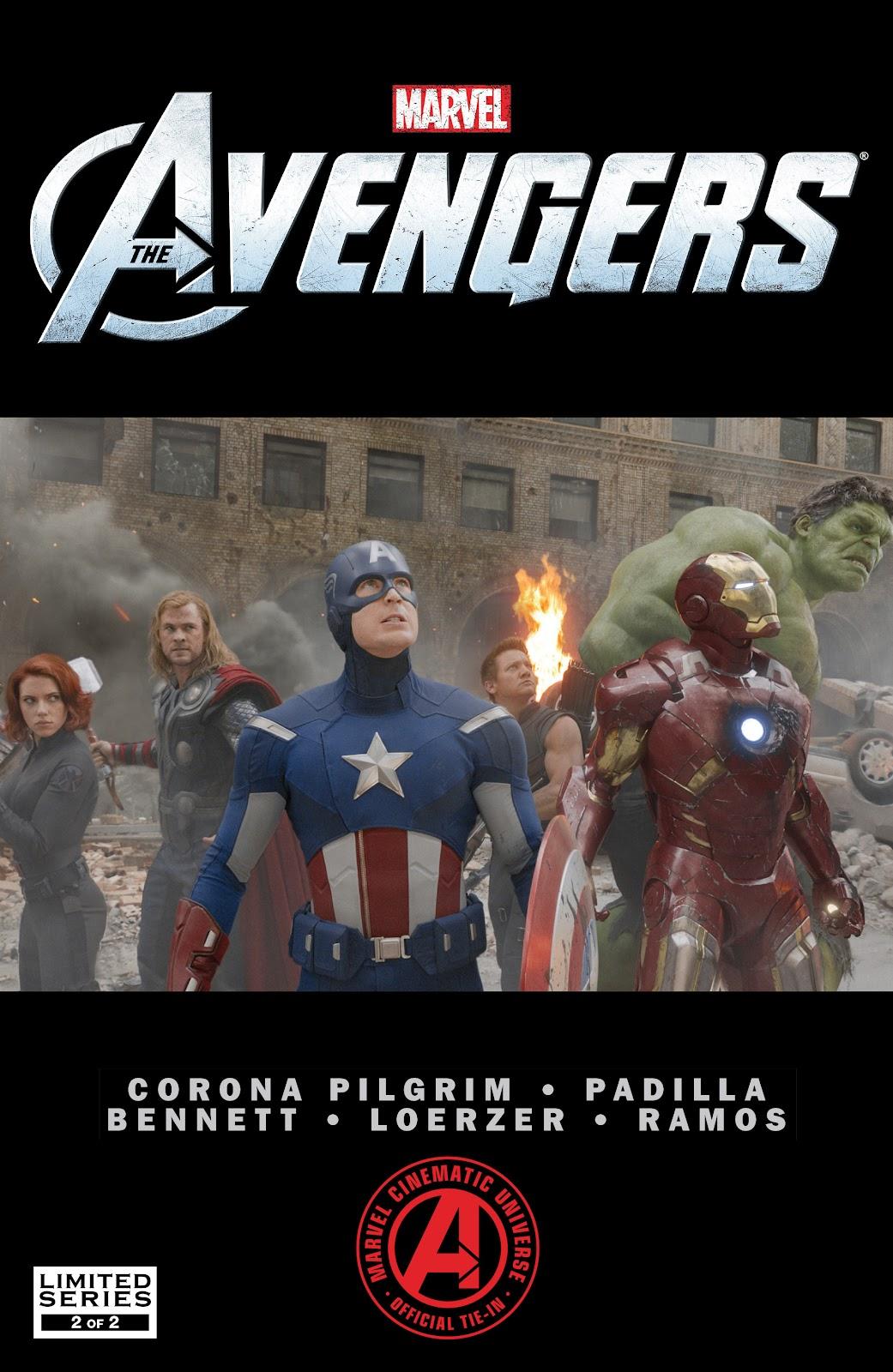 Read online Marvel's The Avengers comic -  Issue #2 - 1