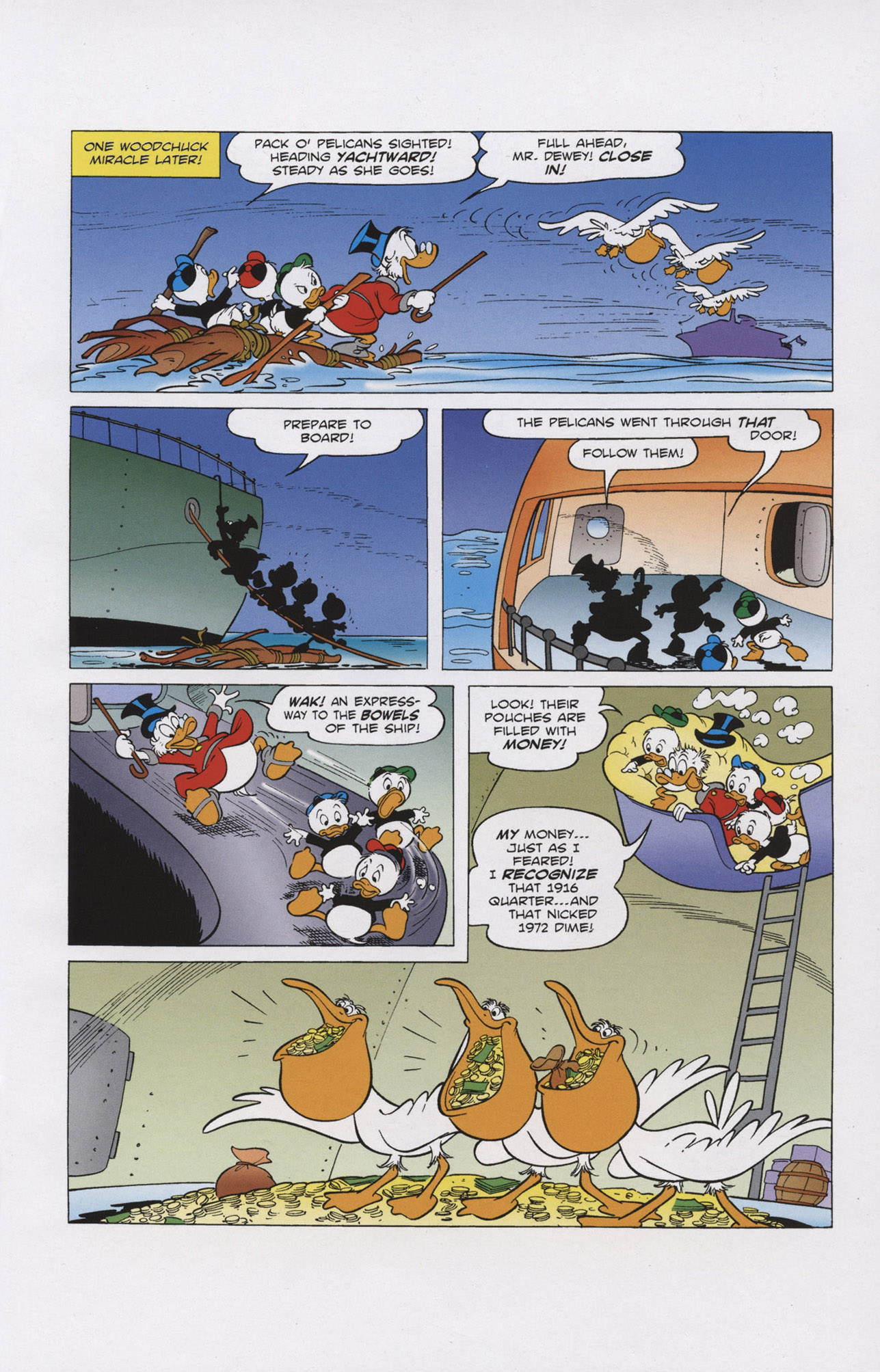 Read online Uncle Scrooge (1953) comic -  Issue #403 - 13