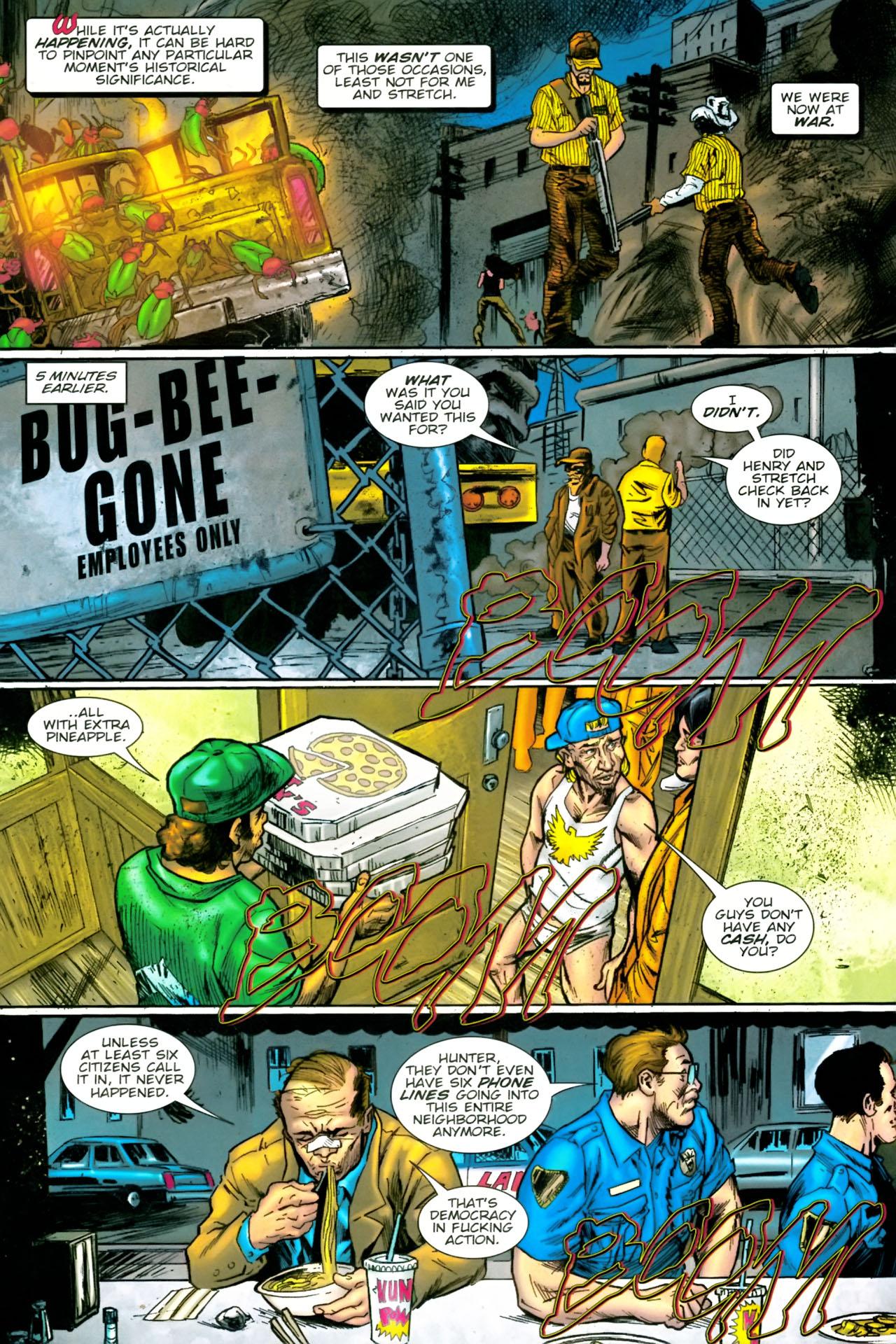 Read online The Exterminators comic -  Issue #22 - 2