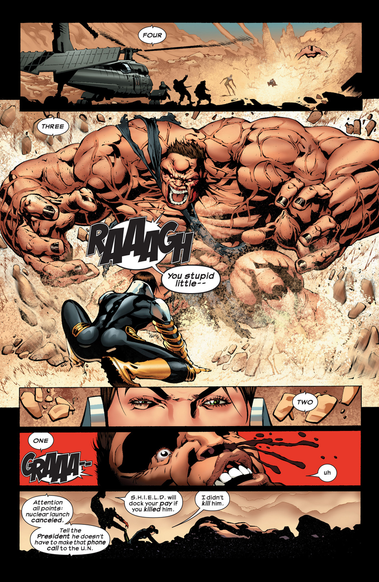 Read online Ultimate Comics Ultimates comic -  Issue #22 - 8