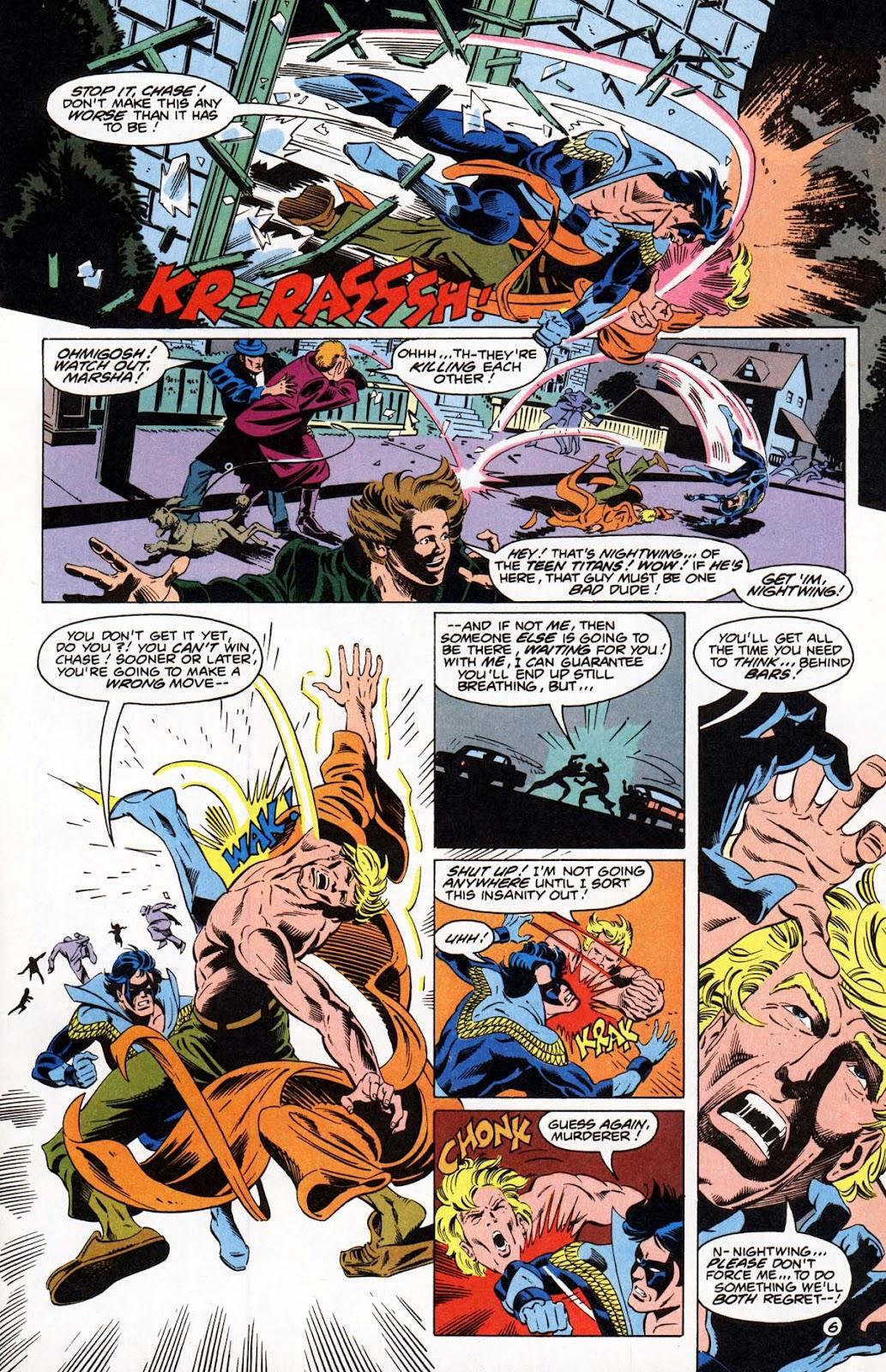 Vigilante (1983) issue 21 - Page 9