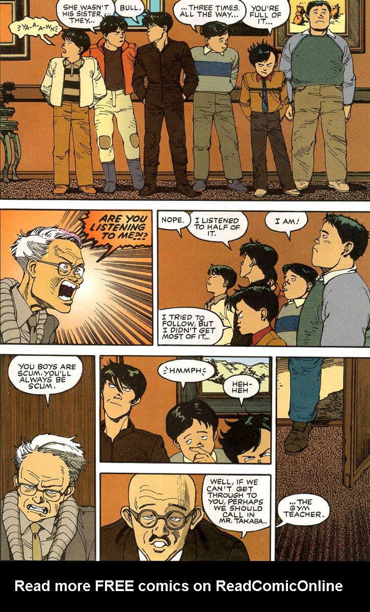 Read online Akira comic -  Issue #1 - 28
