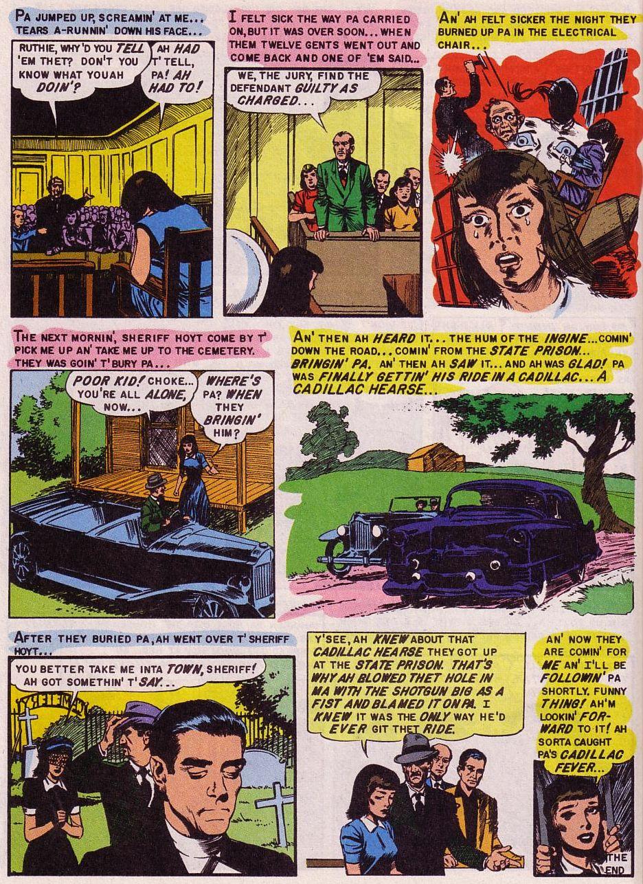 Read online Shock SuspenStories comic -  Issue #18 - 7