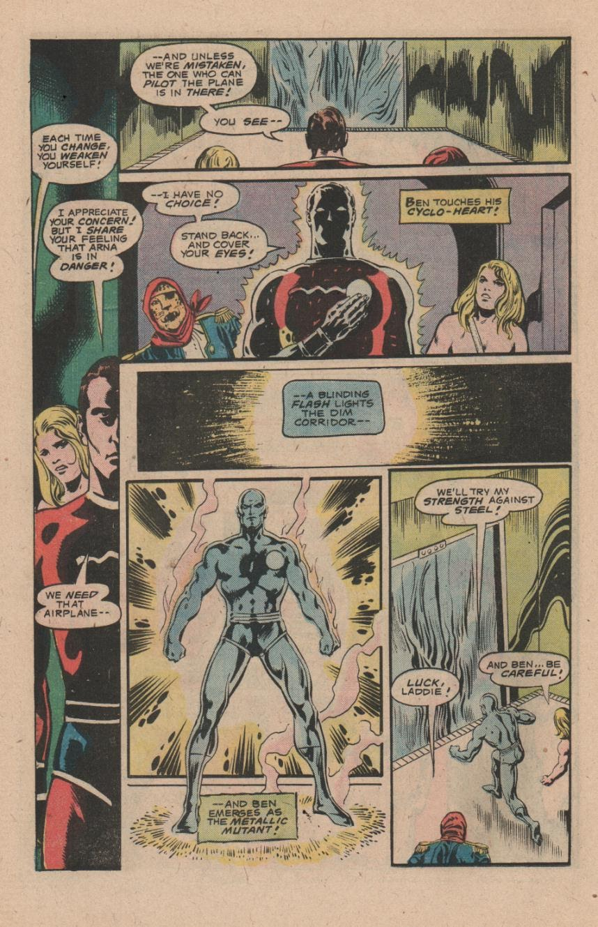 Kamandi, The Last Boy On Earth issue 47 - Page 26