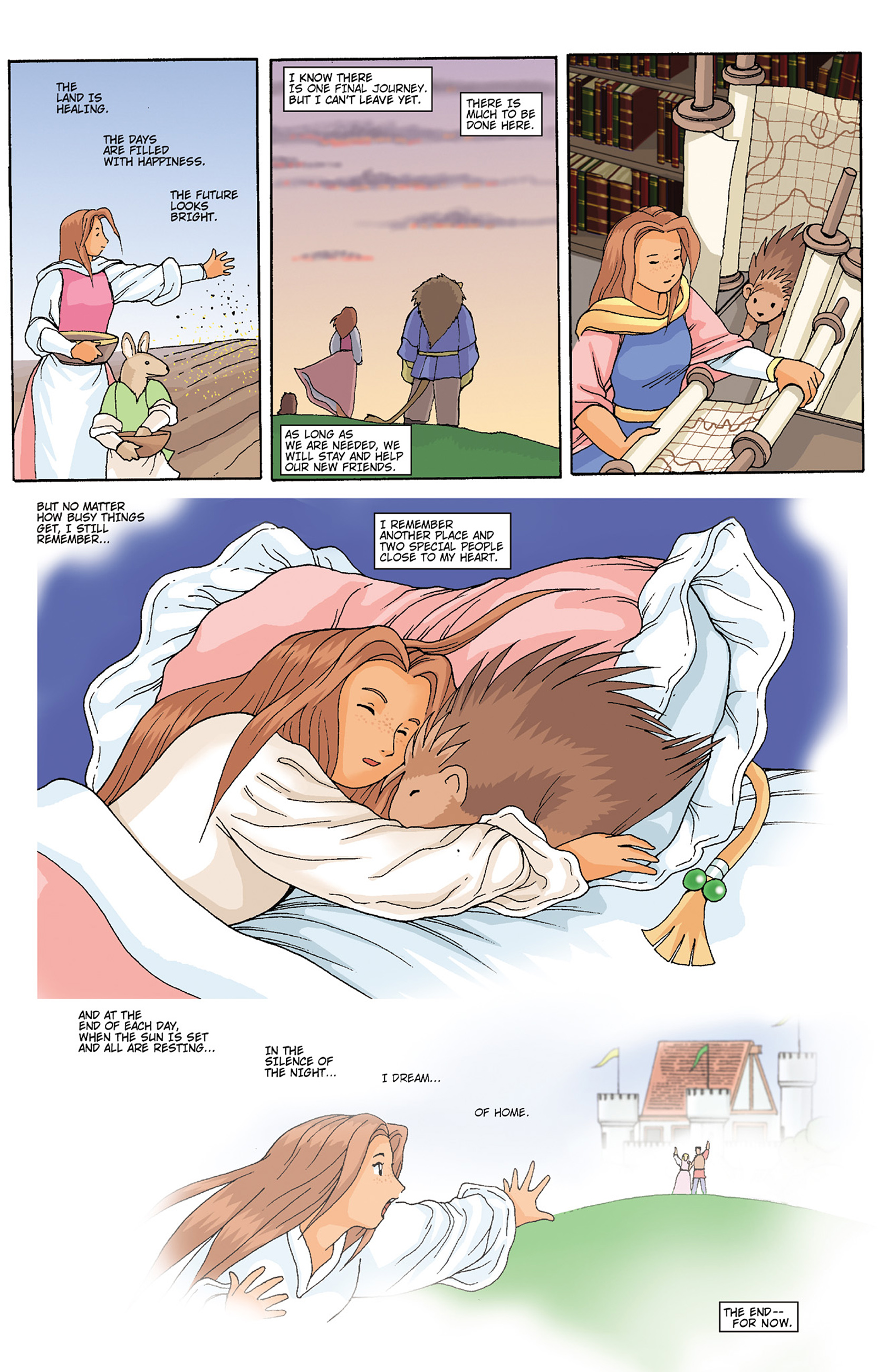 Read online Courageous Princess comic -  Issue # TPB 1 - 234
