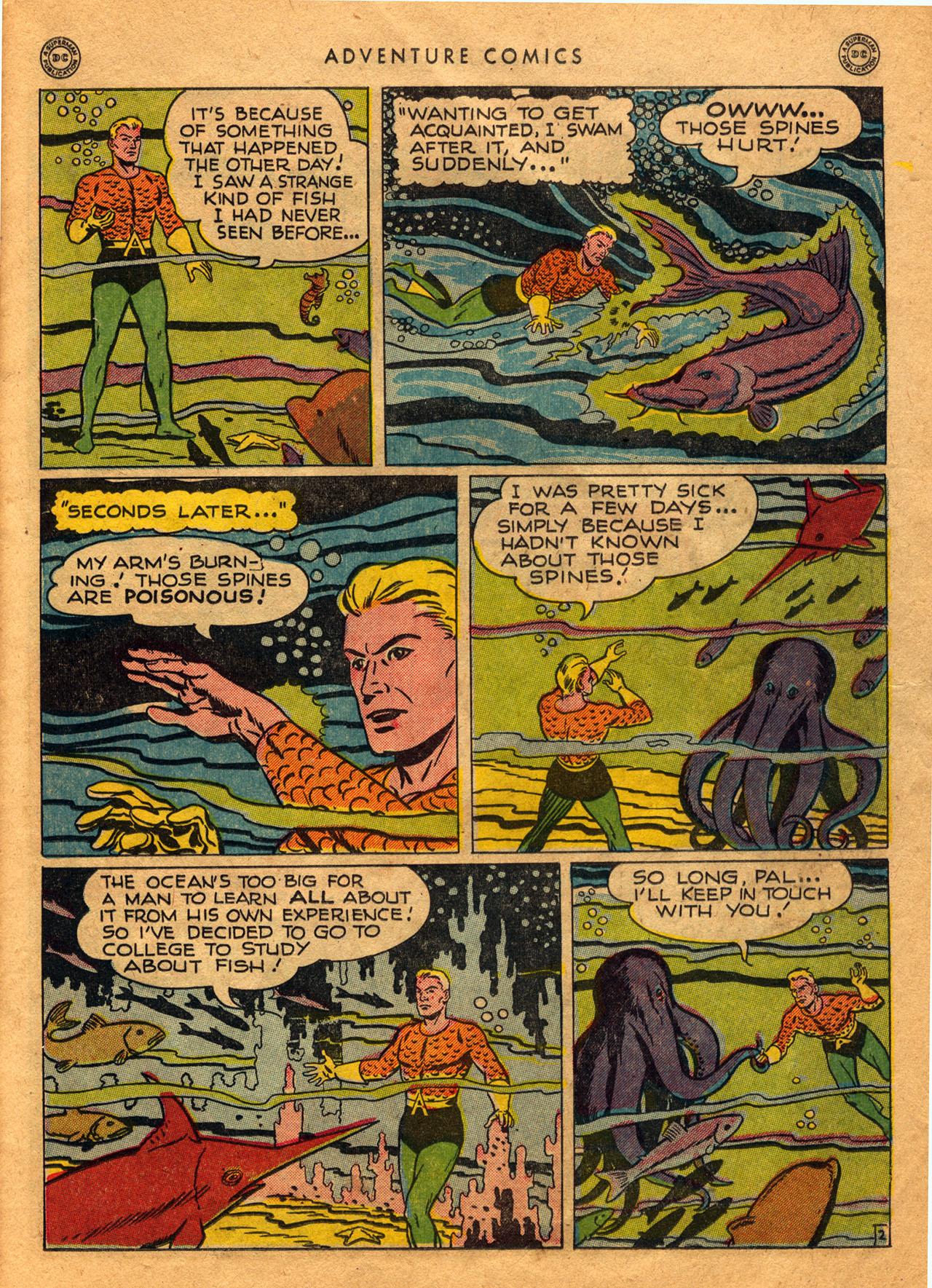 Read online Adventure Comics (1938) comic -  Issue #120 - 15