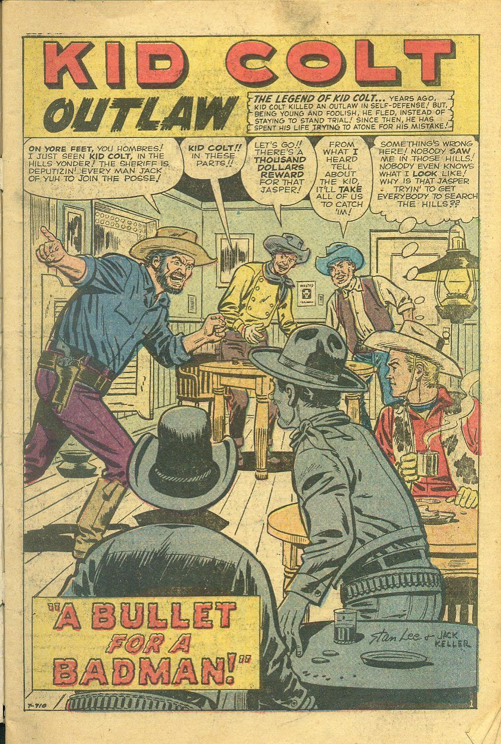 Gunsmoke Western issue 58 - Page 3