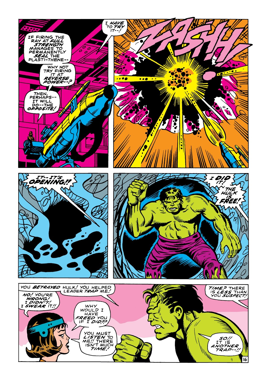 Read online Marvel Masterworks: The Incredible Hulk comic -  Issue # TPB 5 (Part 2) - 27