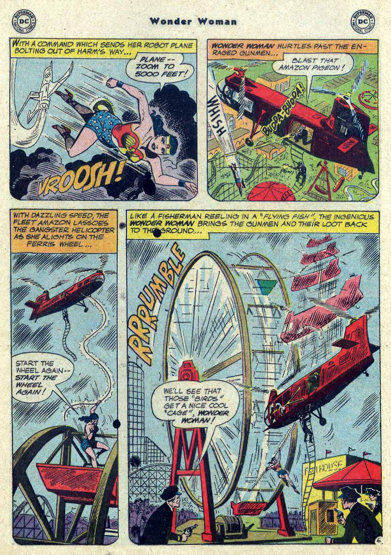 Read online Wonder Woman (1942) comic -  Issue #121 - 8