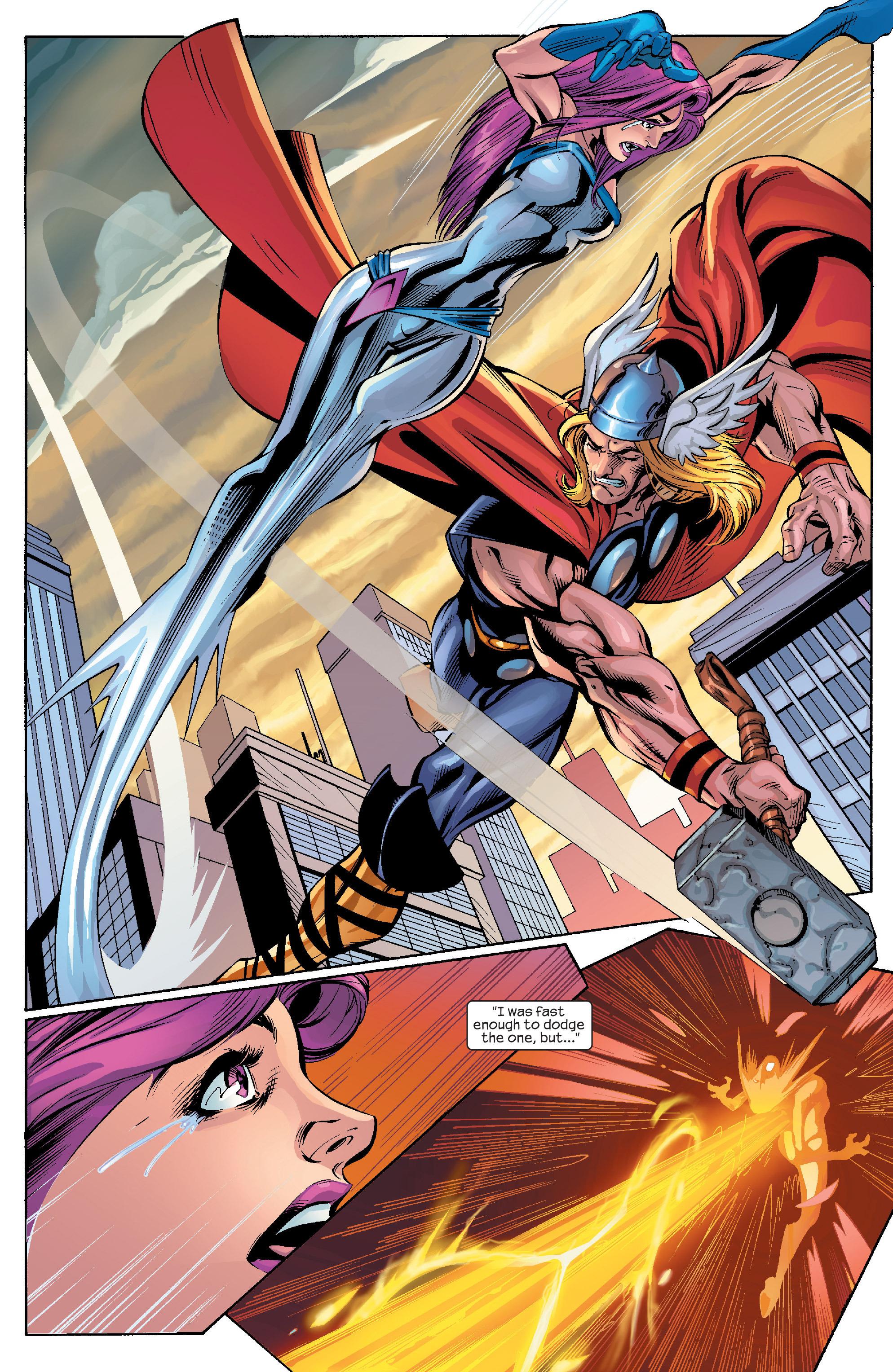 Read online Alias comic -  Issue #26 - 4