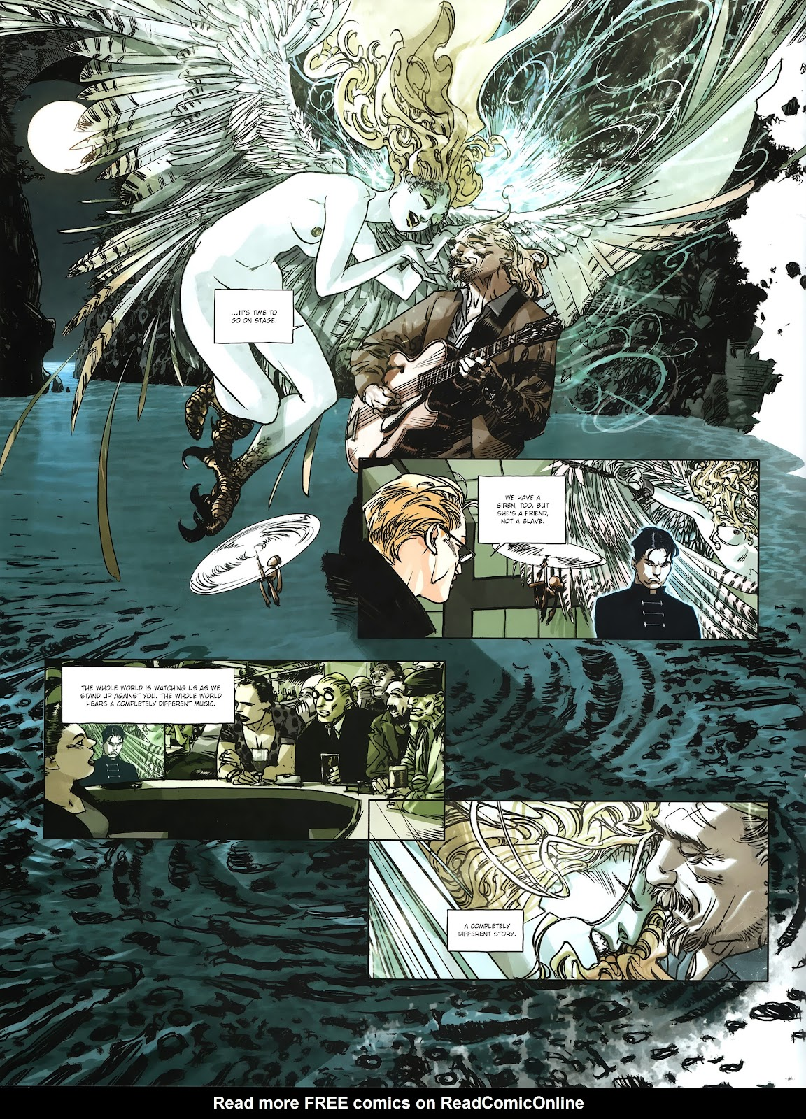 Read online Cutting Edge (2013) comic -  Issue #4 - 36