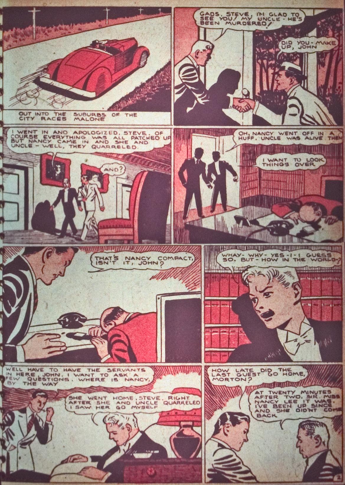Read online Detective Comics (1937) comic -  Issue #26 - 17