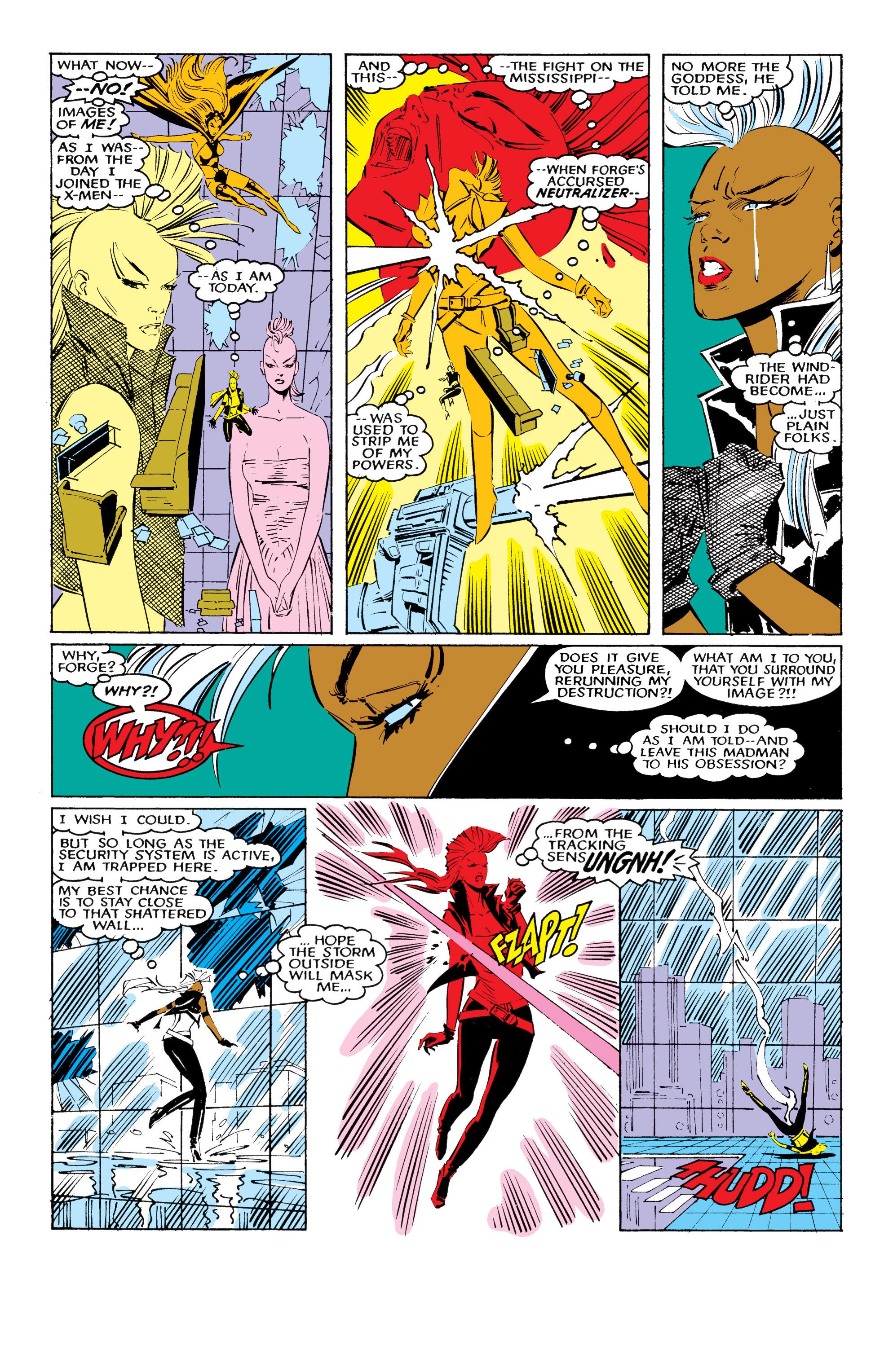 Read online Uncanny X-Men (1963) comic -  Issue #220 - 15