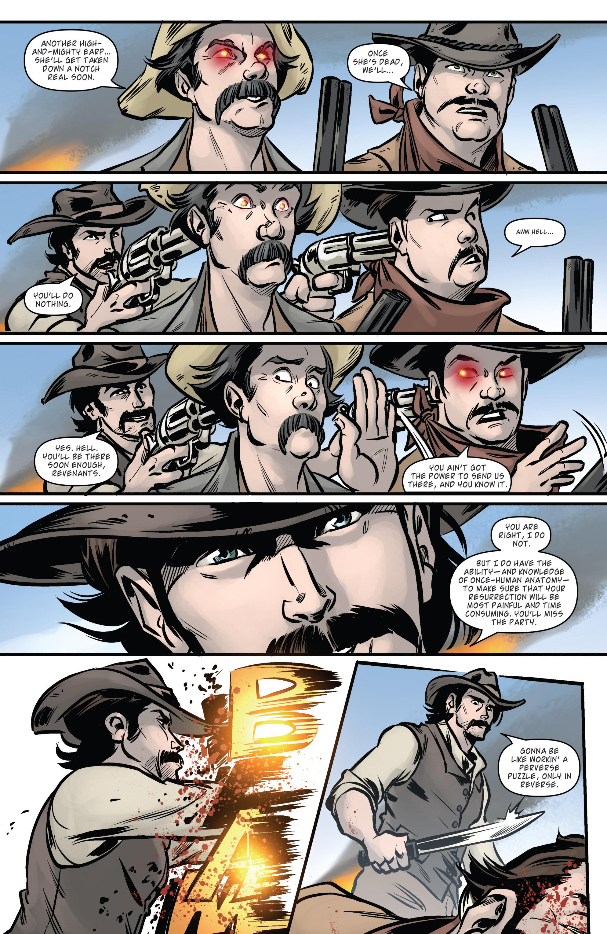 Read online Wynonna Earp (2016) comic -  Issue #5 - 10