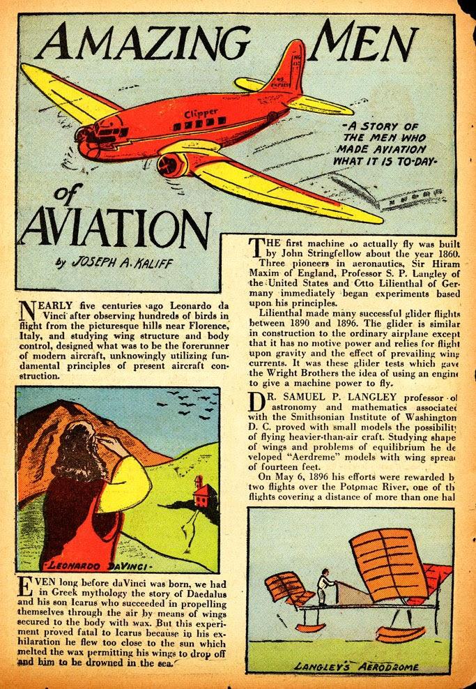 Read online Amazing Man Comics comic -  Issue #12 - 50