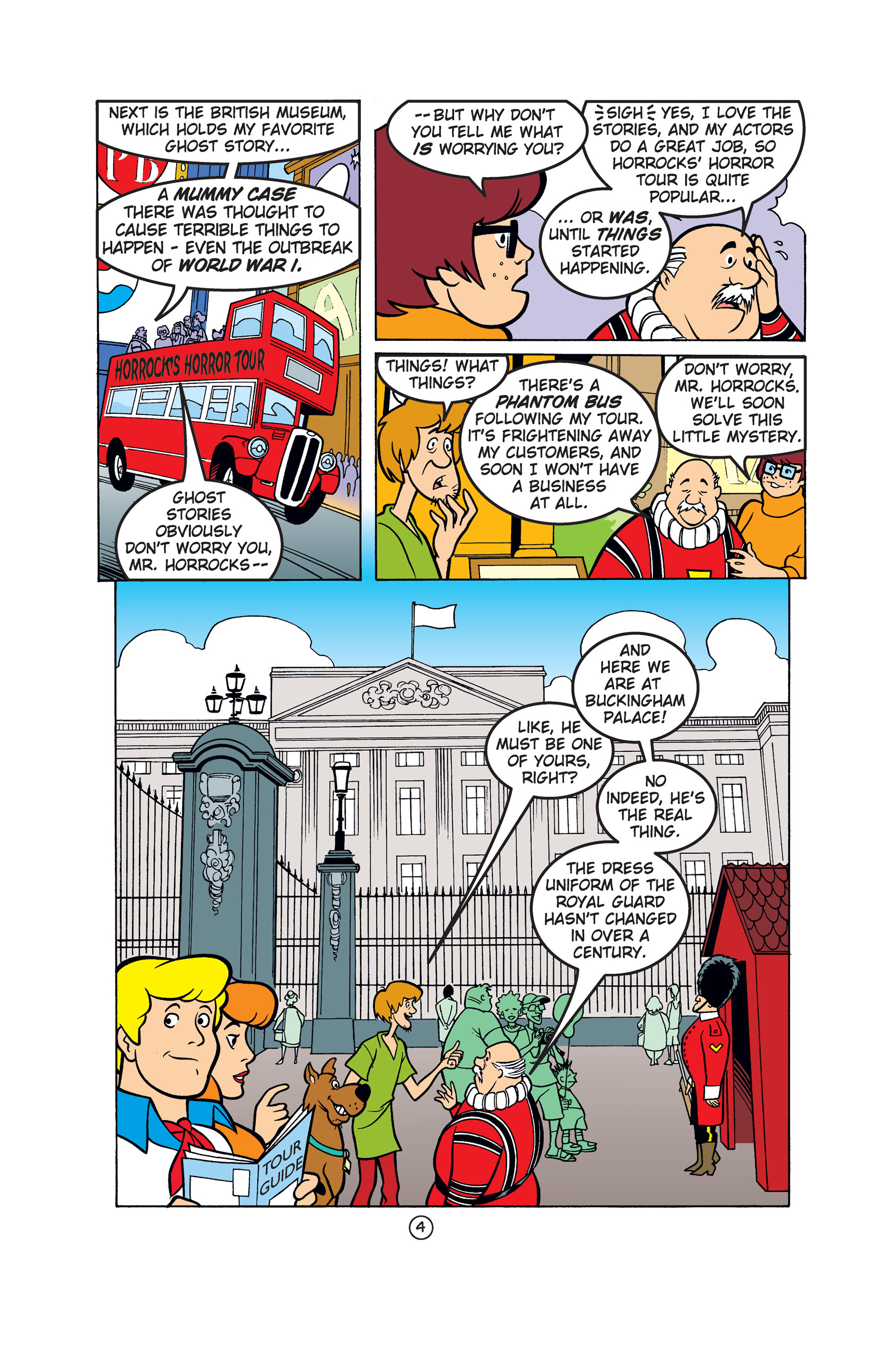 Read online Scooby-Doo: Where Are You? comic -  Issue #52 - 15