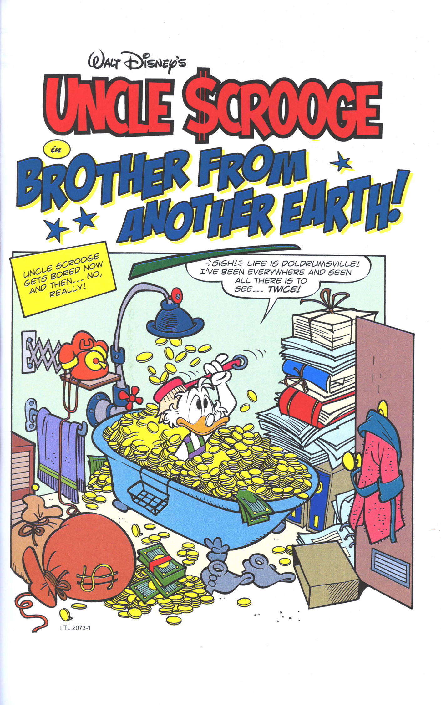Read online Uncle Scrooge (1953) comic -  Issue #370 - 3